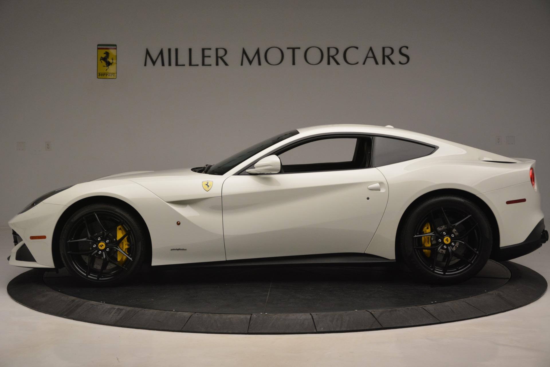 Used 2015 Ferrari F12 Berlinetta  For Sale $265900 In Greenwich, CT 546_p3