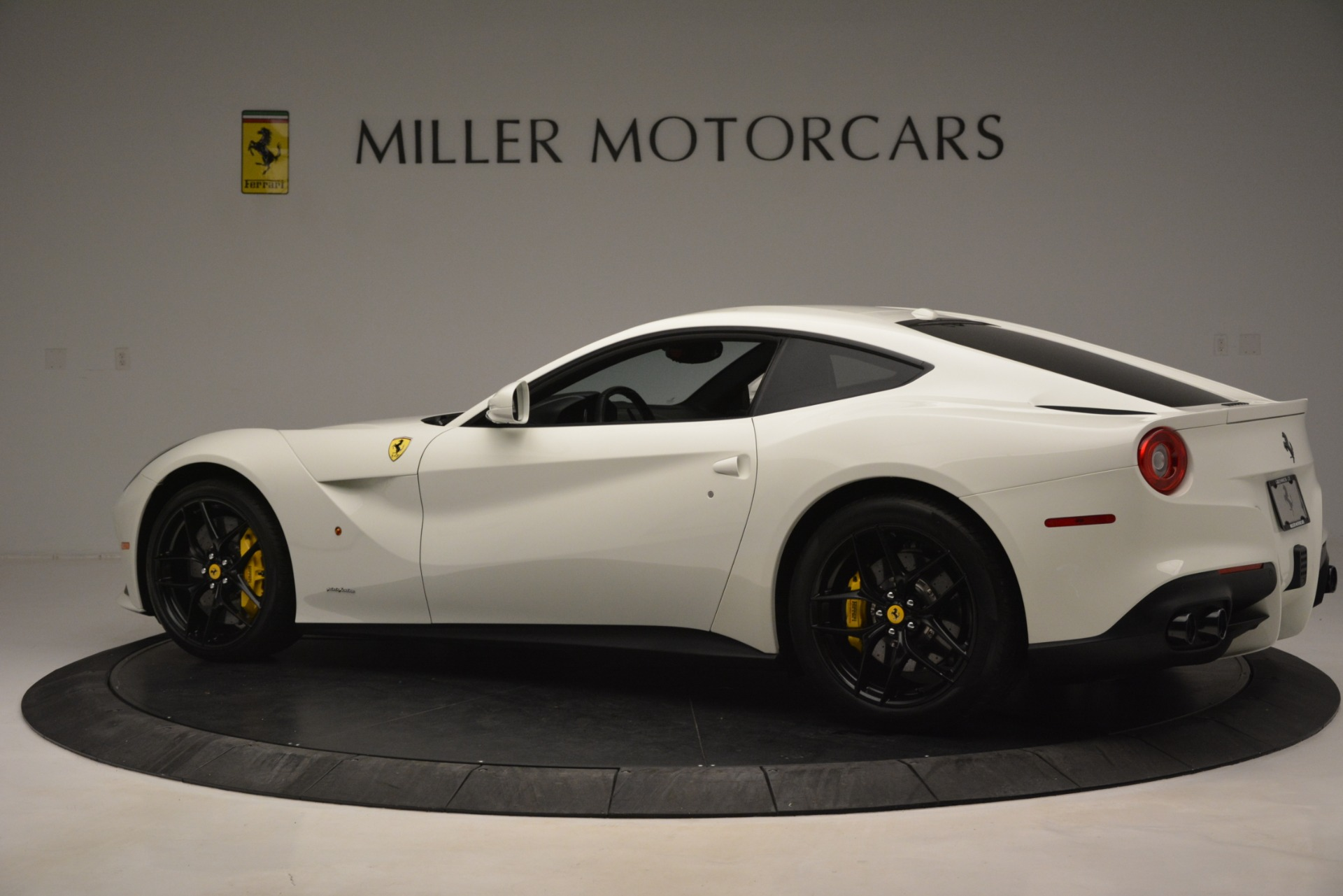 Used 2015 Ferrari F12 Berlinetta  For Sale $265900 In Greenwich, CT 546_p4