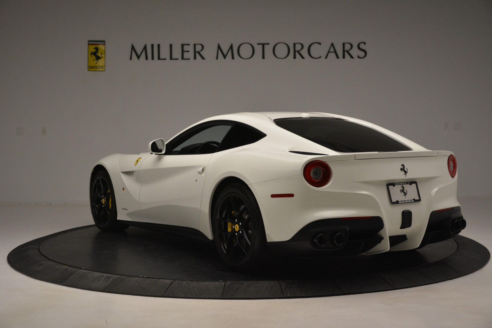 Used 2015 Ferrari F12 Berlinetta  For Sale In Greenwich, CT. Alfa Romeo of Greenwich, 4549 546_p5