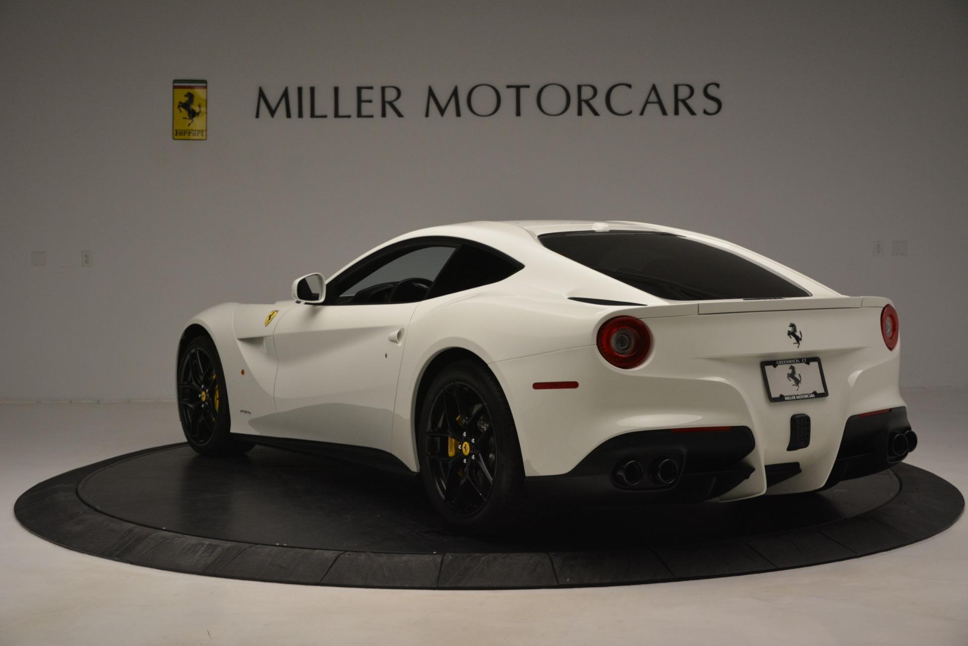 Used 2015 Ferrari F12 Berlinetta  For Sale $265900 In Greenwich, CT 546_p5
