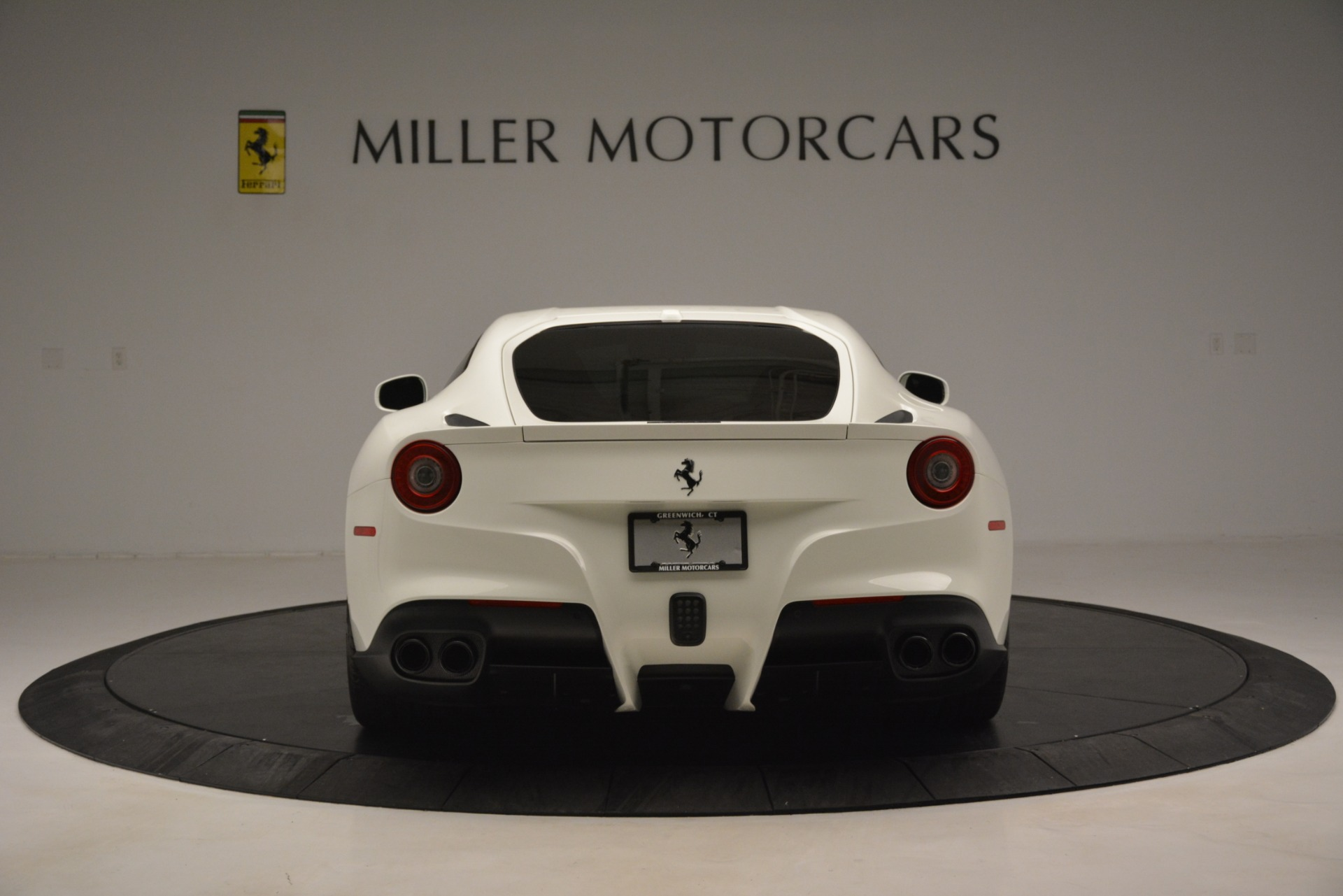 Used 2015 Ferrari F12 Berlinetta  For Sale In Greenwich, CT. Alfa Romeo of Greenwich, 4549 546_p6