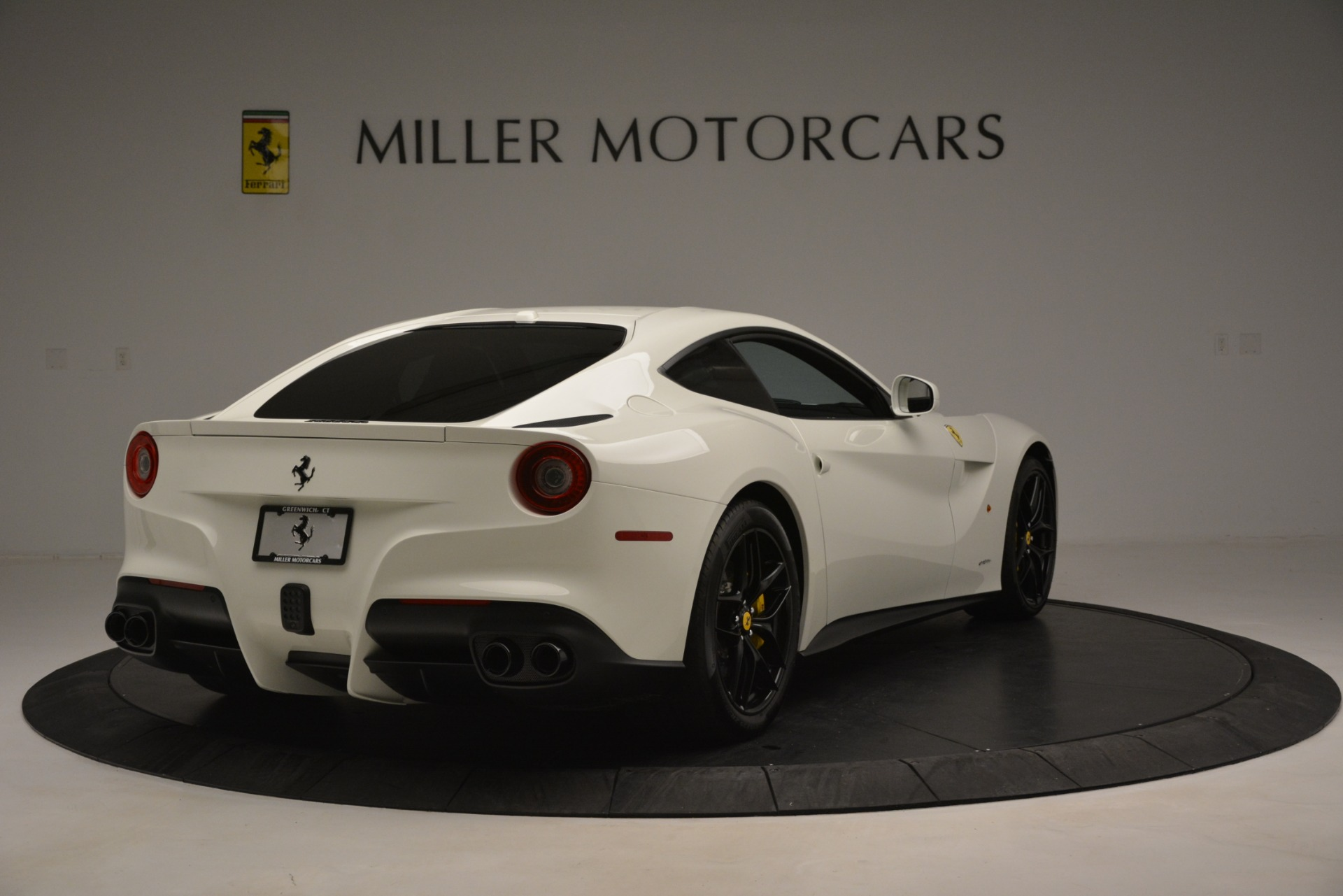 Used 2015 Ferrari F12 Berlinetta  For Sale In Greenwich, CT. Alfa Romeo of Greenwich, 4549 546_p7
