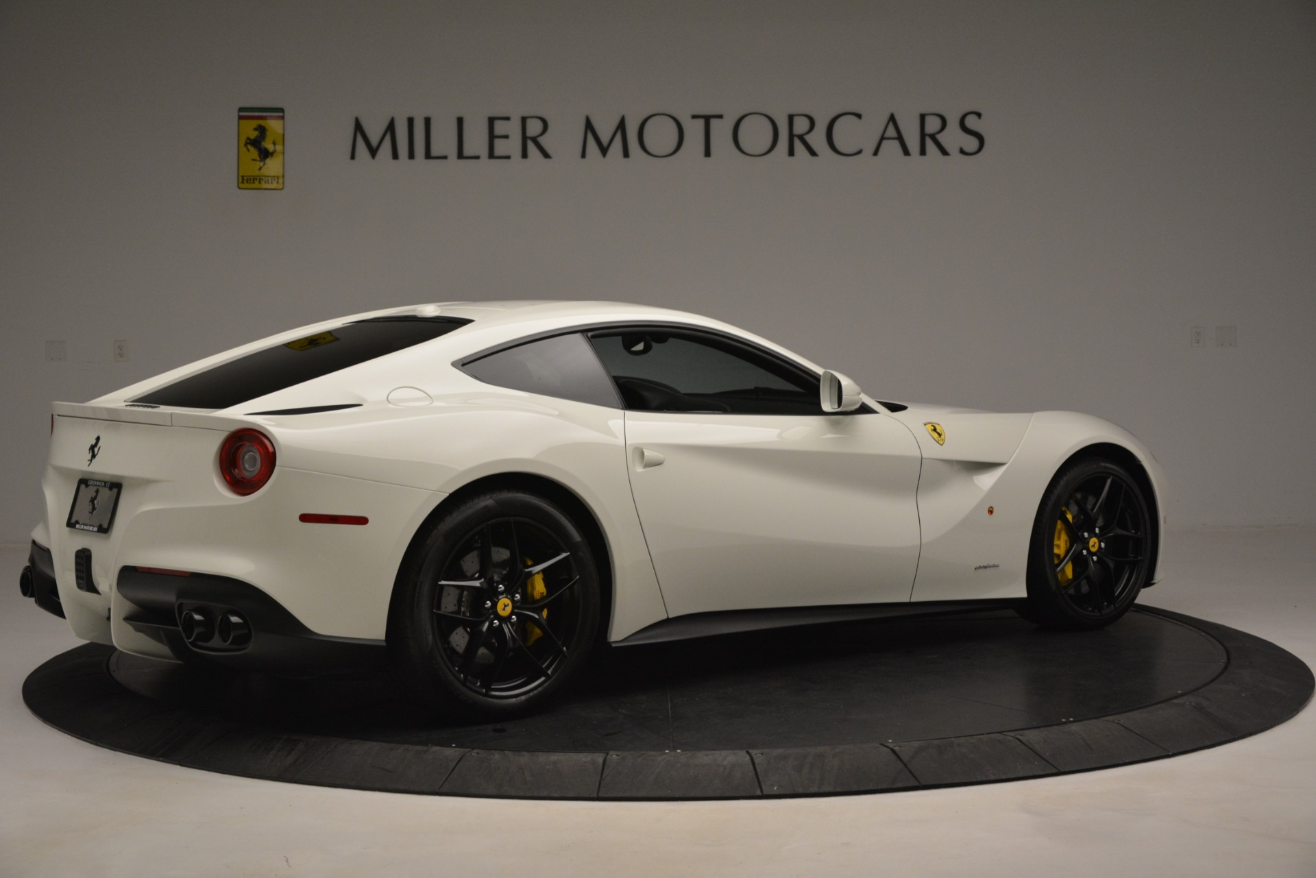 Used 2015 Ferrari F12 Berlinetta  For Sale In Greenwich, CT. Alfa Romeo of Greenwich, 4549 546_p8