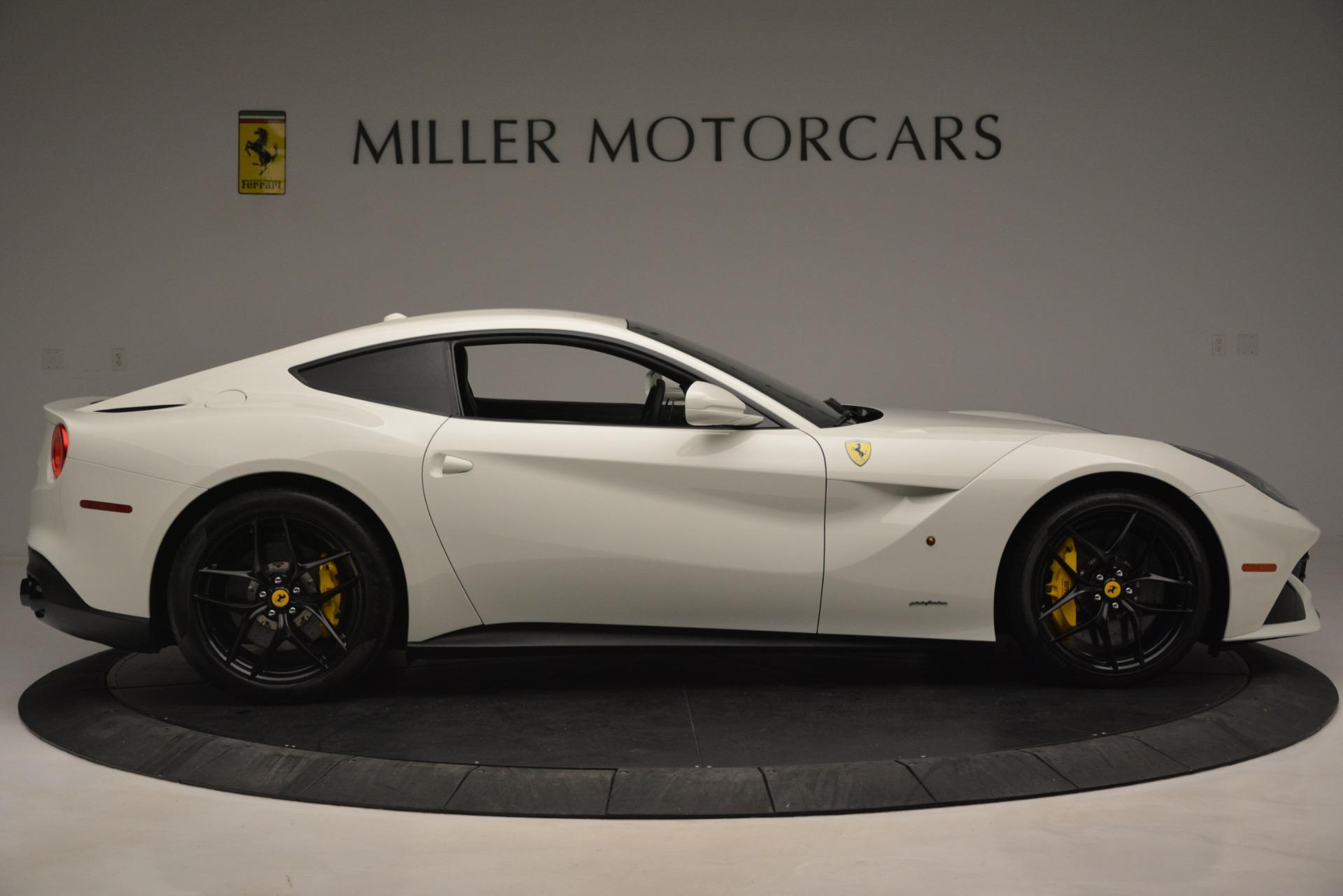 Used 2015 Ferrari F12 Berlinetta  For Sale $265900 In Greenwich, CT 546_p9