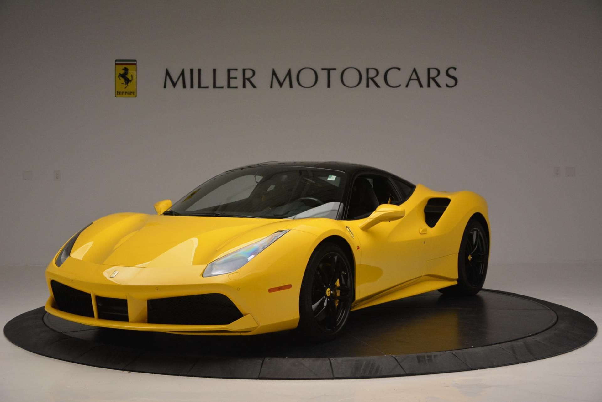 Used 2016 Ferrari 488 GTB  For Sale In Greenwich, CT. Alfa Romeo of Greenwich, F1741A 547_main