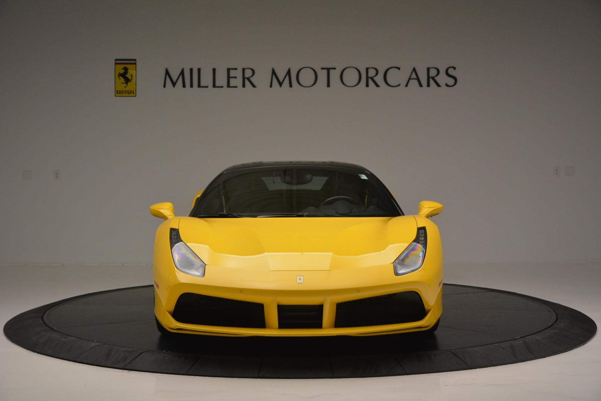 Used 2016 Ferrari 488 GTB  For Sale In Greenwich, CT. Alfa Romeo of Greenwich, F1741A 547_p12
