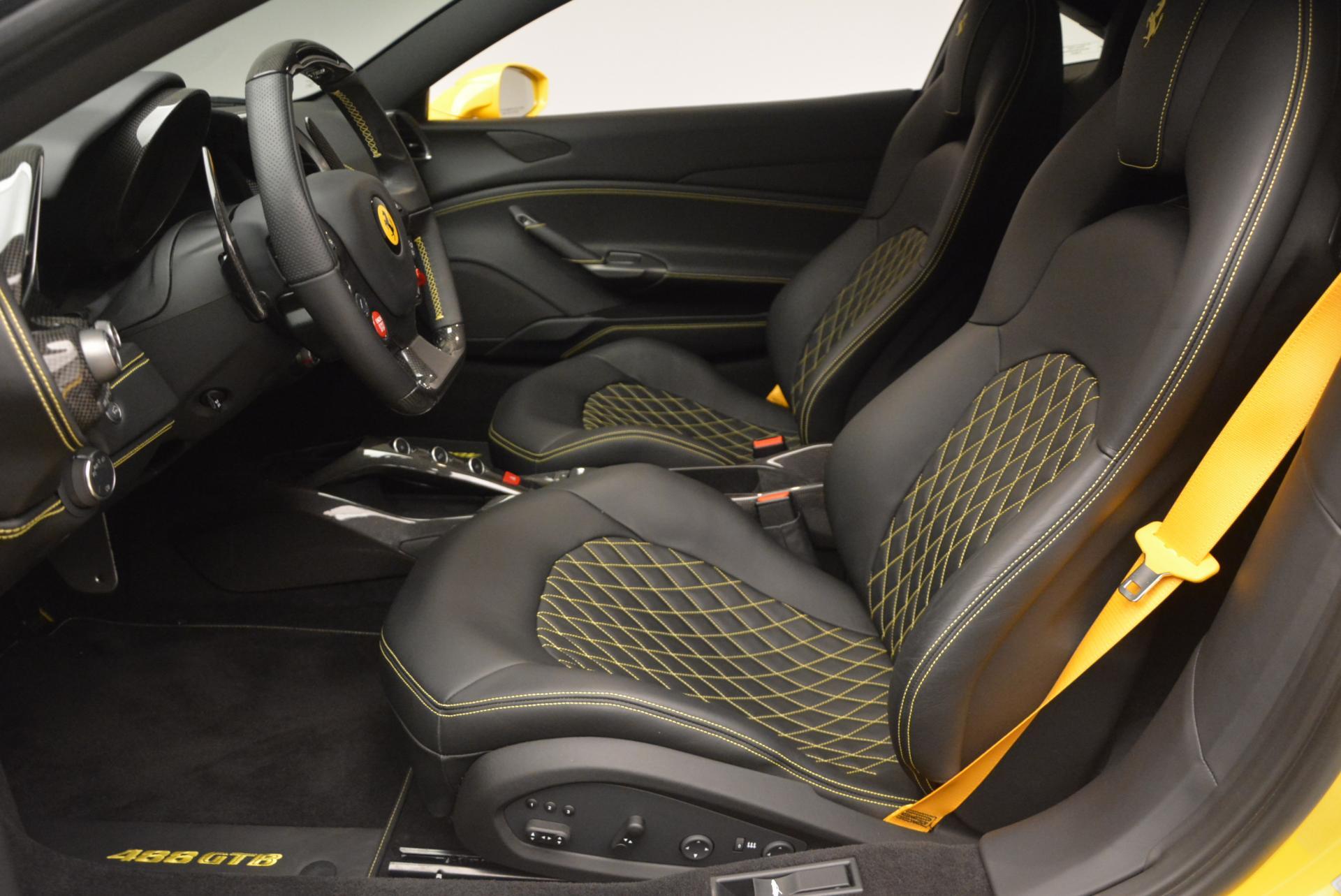 Used 2016 Ferrari 488 GTB  For Sale In Greenwich, CT. Alfa Romeo of Greenwich, F1741A 547_p14