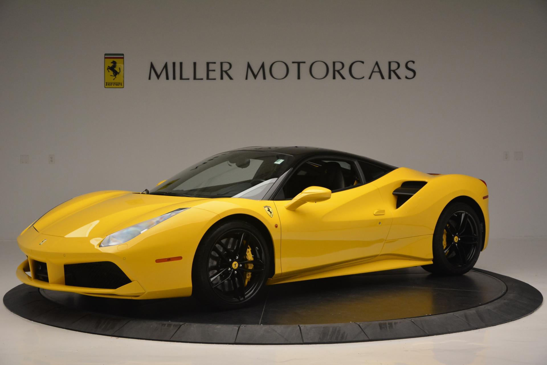 Used 2016 Ferrari 488 GTB  For Sale In Greenwich, CT. Alfa Romeo of Greenwich, F1741A 547_p2