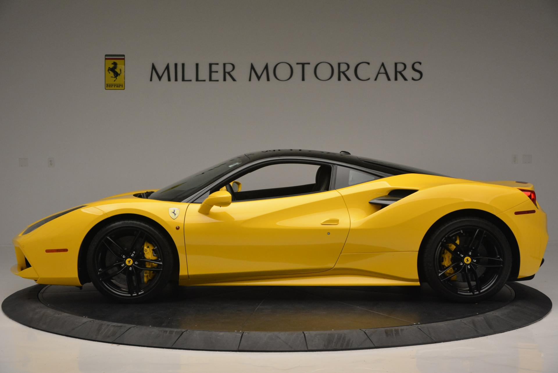 Used 2016 Ferrari 488 GTB  For Sale In Greenwich, CT. Alfa Romeo of Greenwich, F1741A 547_p3