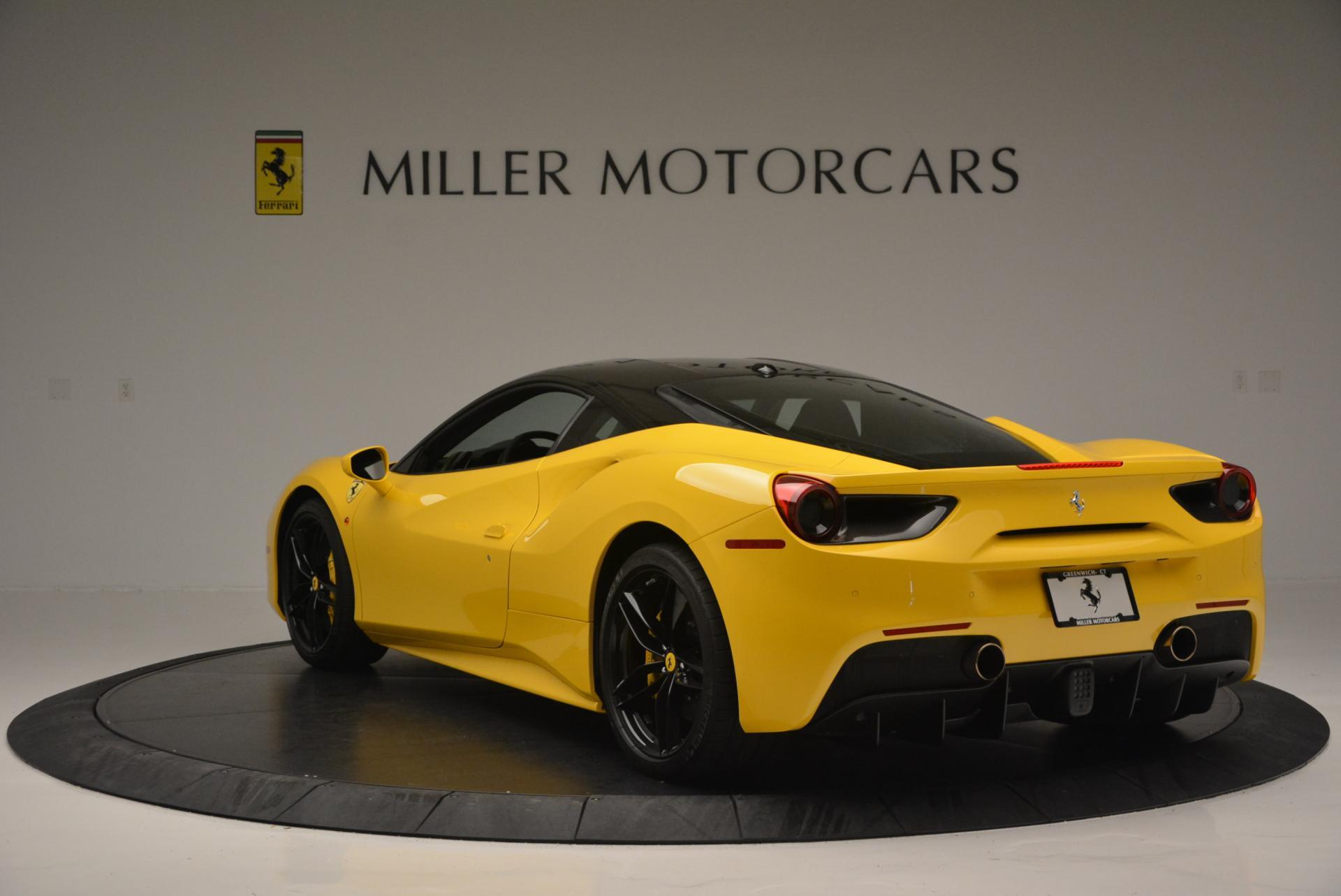 Used 2016 Ferrari 488 GTB  For Sale In Greenwich, CT. Alfa Romeo of Greenwich, F1741A 547_p5