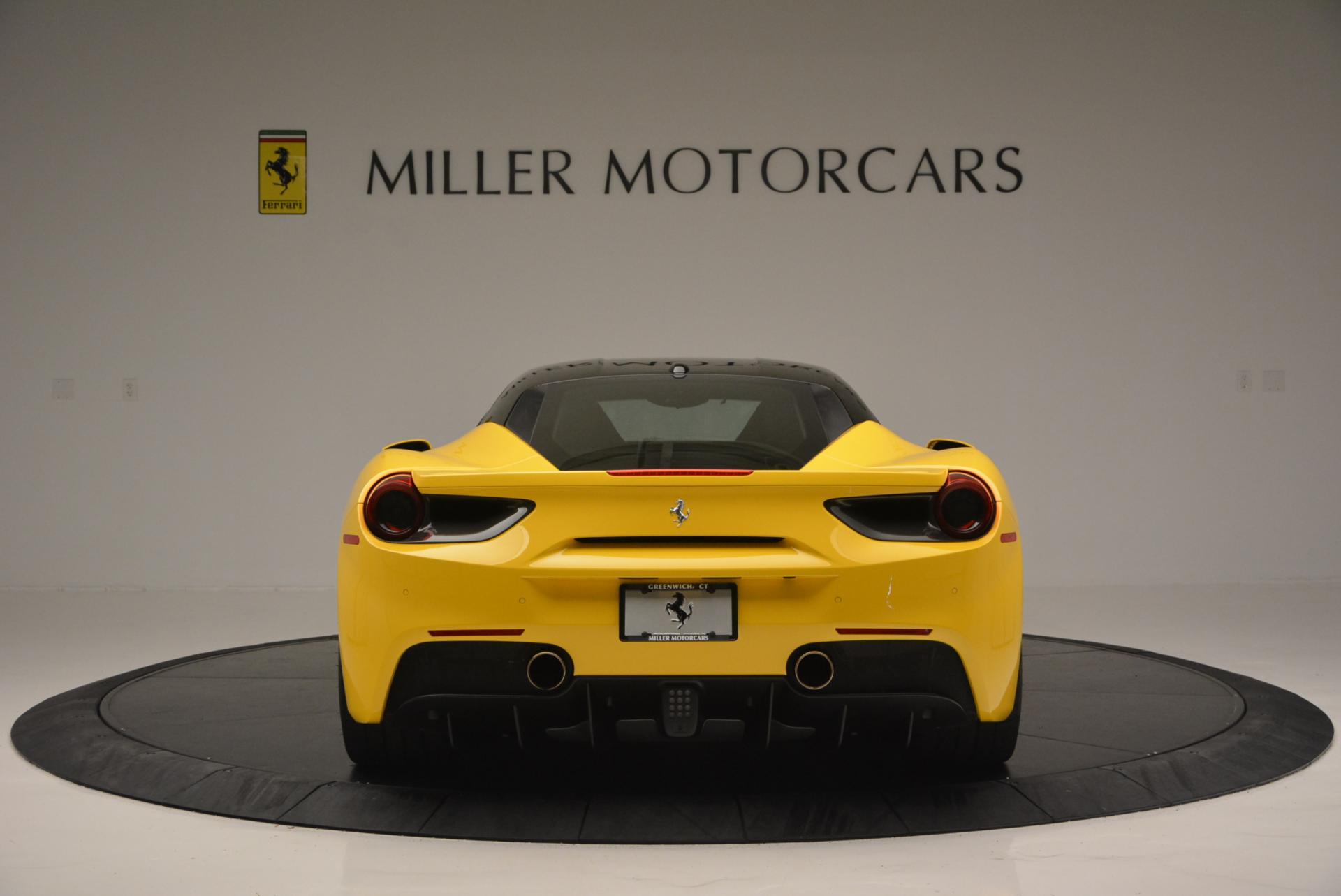 Used 2016 Ferrari 488 GTB  For Sale In Greenwich, CT. Alfa Romeo of Greenwich, F1741A 547_p6
