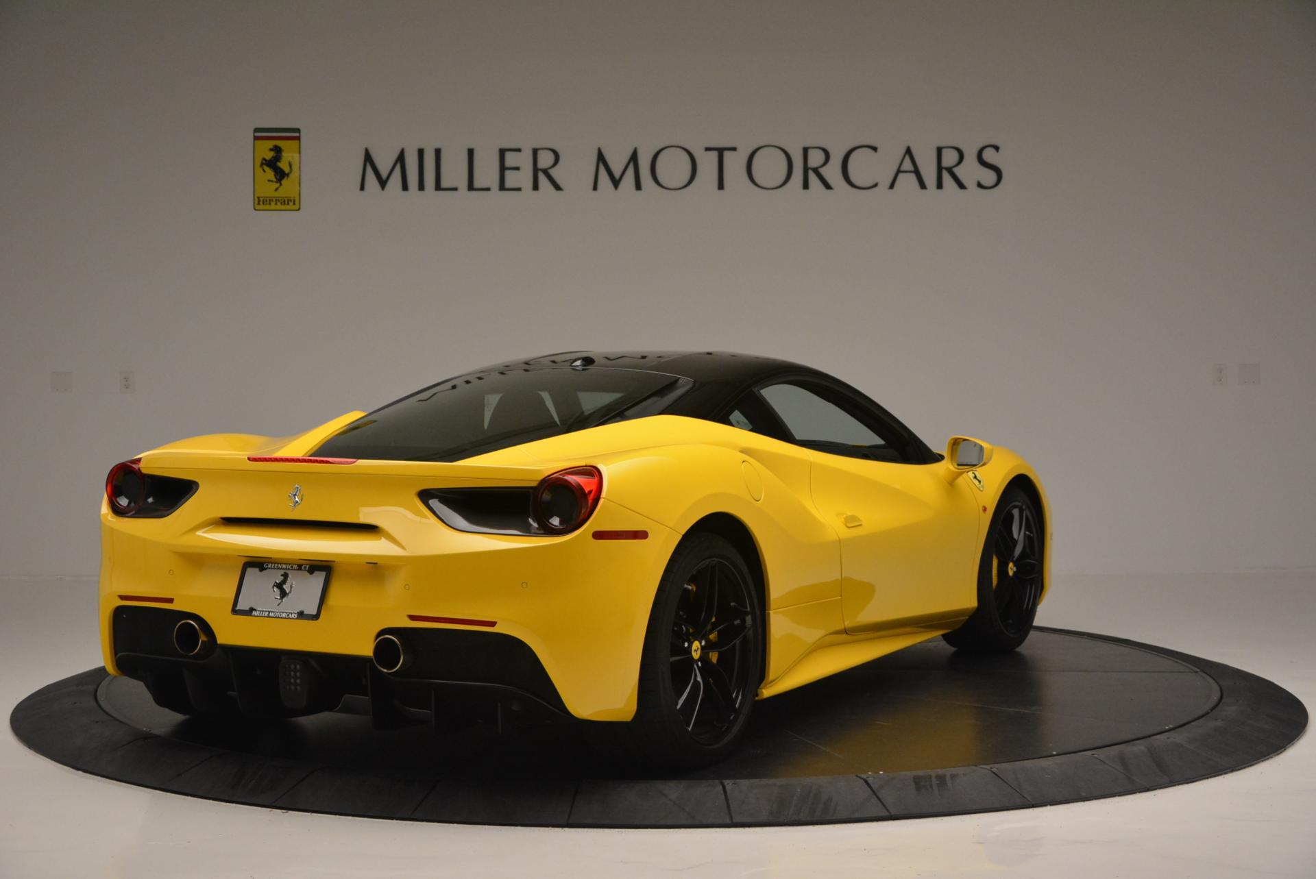Used 2016 Ferrari 488 GTB  For Sale In Greenwich, CT. Alfa Romeo of Greenwich, F1741A 547_p7