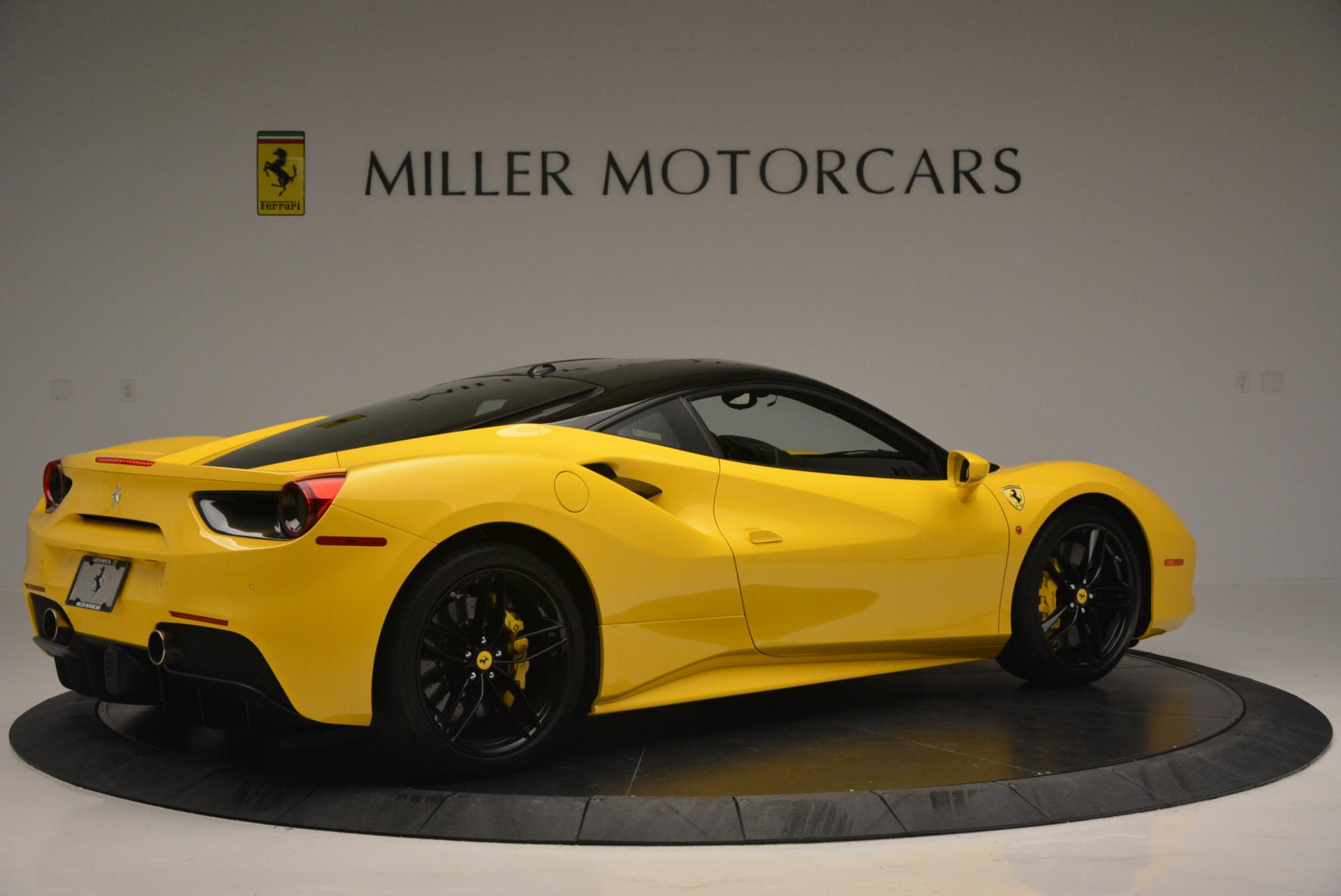 Used 2016 Ferrari 488 GTB  For Sale In Greenwich, CT. Alfa Romeo of Greenwich, F1741A 547_p8