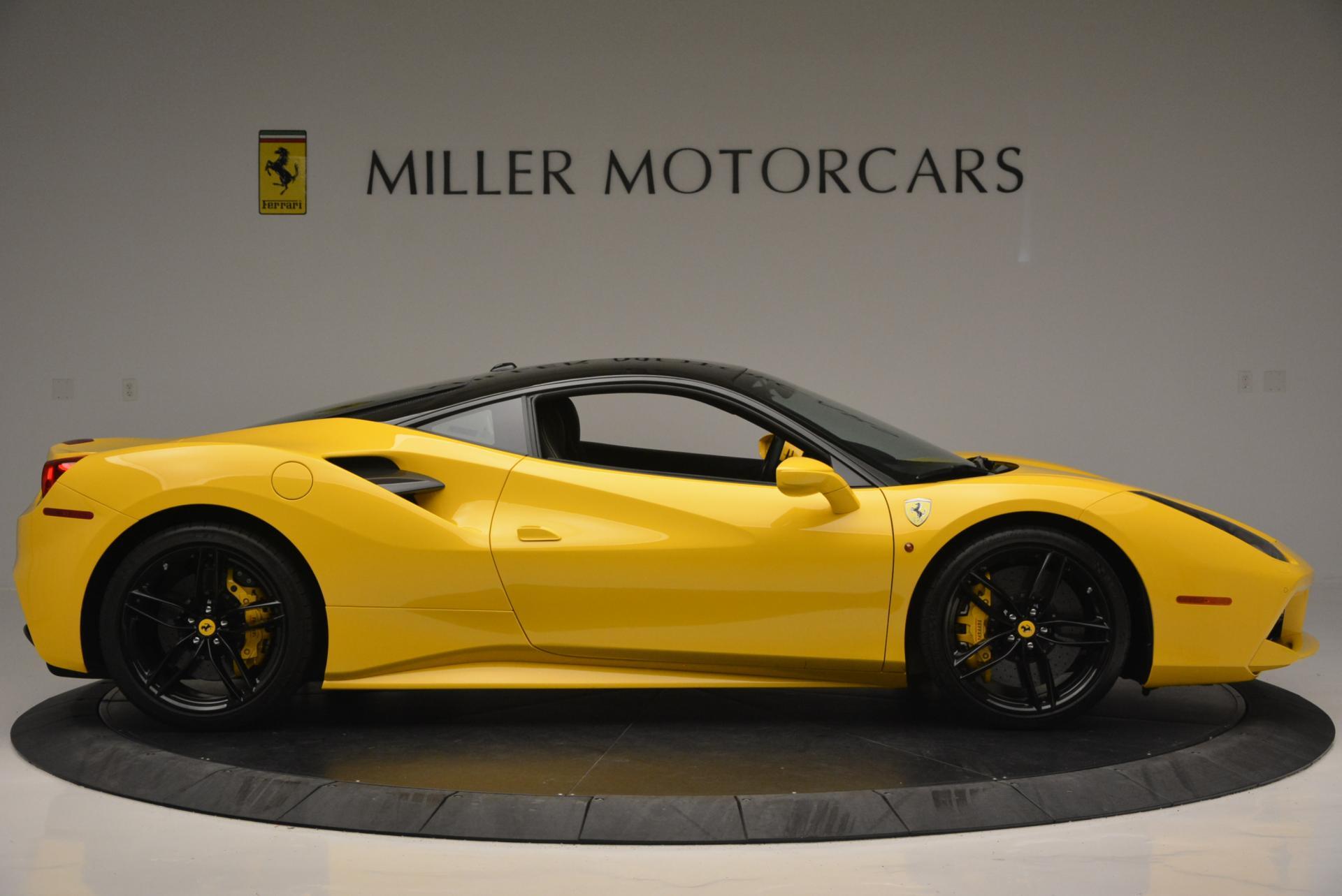 Used 2016 Ferrari 488 GTB  For Sale In Greenwich, CT. Alfa Romeo of Greenwich, F1741A 547_p9
