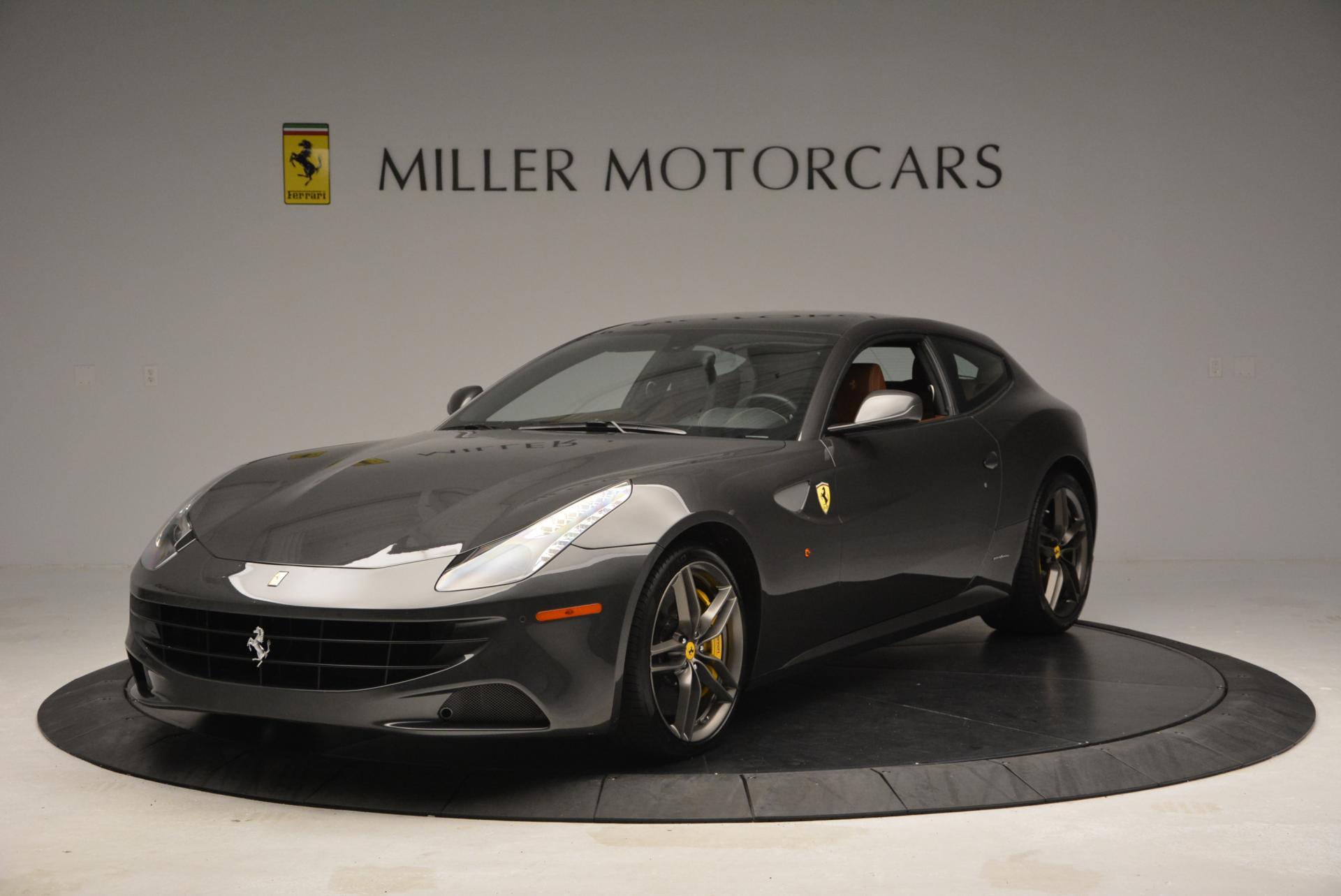 Used 2014 Ferrari FF  For Sale In Greenwich, CT. Alfa Romeo of Greenwich, 4446 548_main