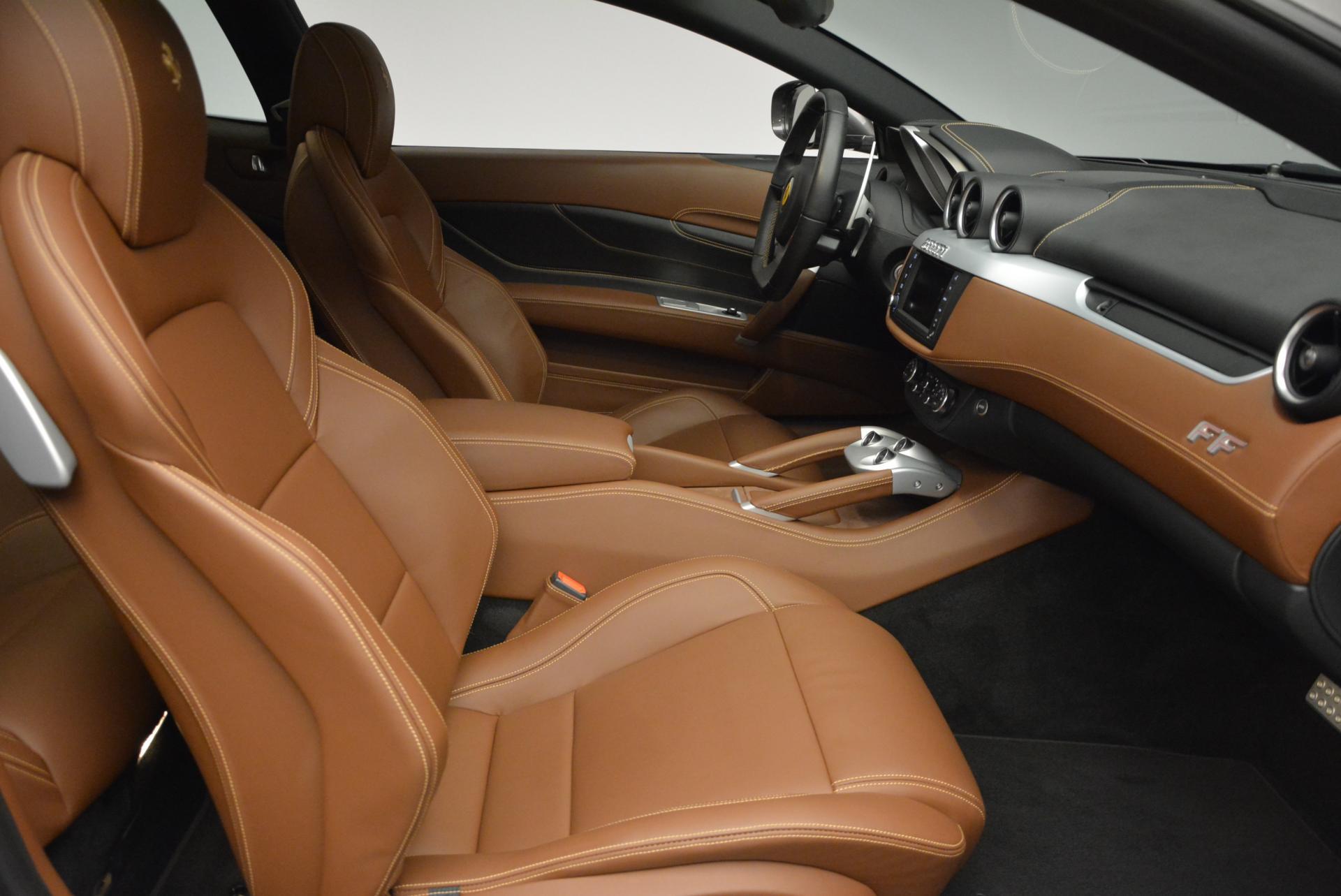 Used 2014 Ferrari FF  For Sale In Greenwich, CT. Alfa Romeo of Greenwich, 4446 548_p19