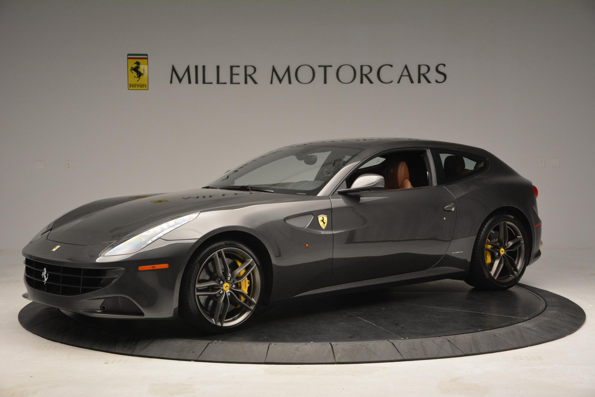 Used 2014 Ferrari FF  For Sale In Greenwich, CT. Alfa Romeo of Greenwich, 4446 548_p2
