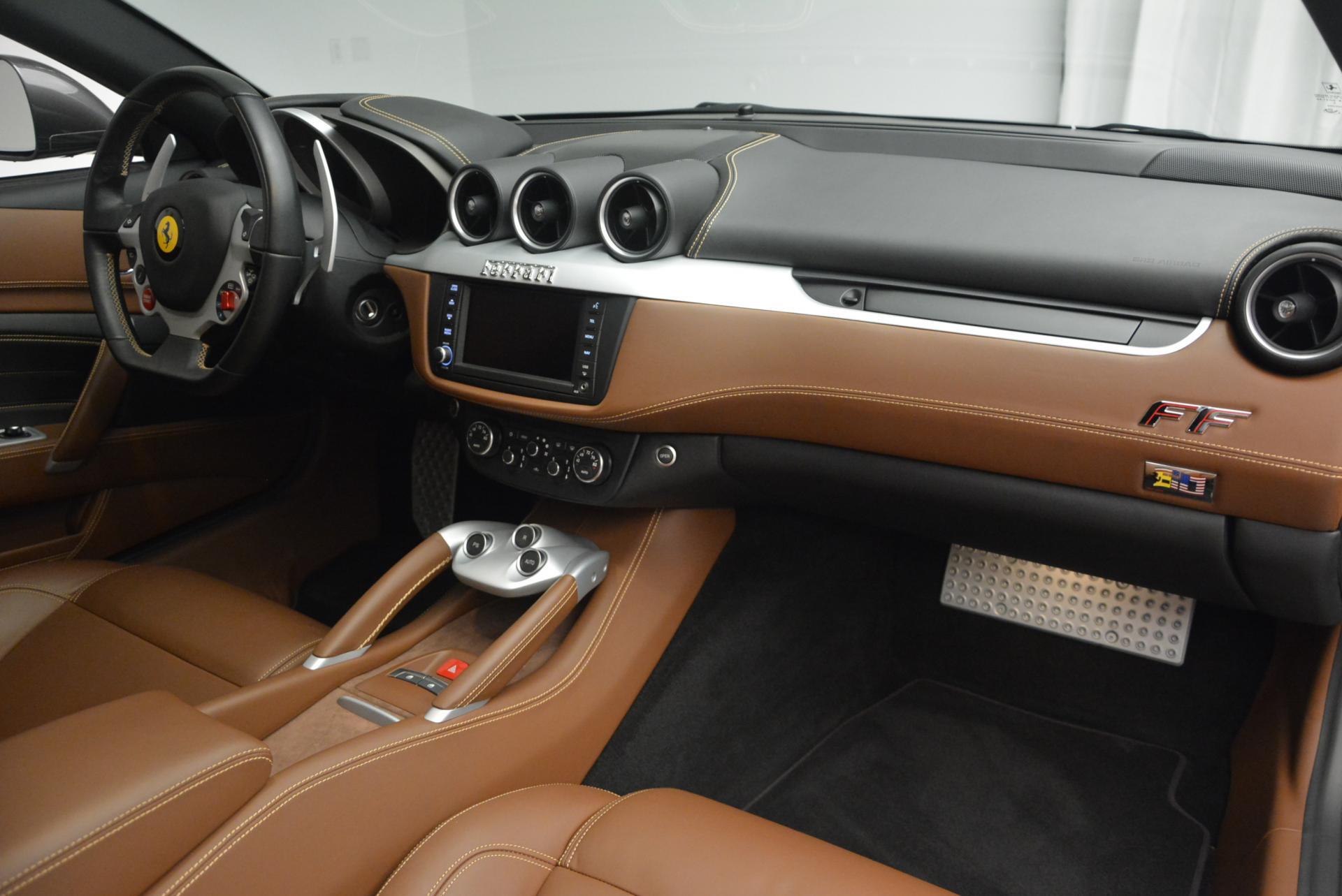 Used 2014 Ferrari FF  For Sale In Greenwich, CT. Alfa Romeo of Greenwich, 4339 549_p18