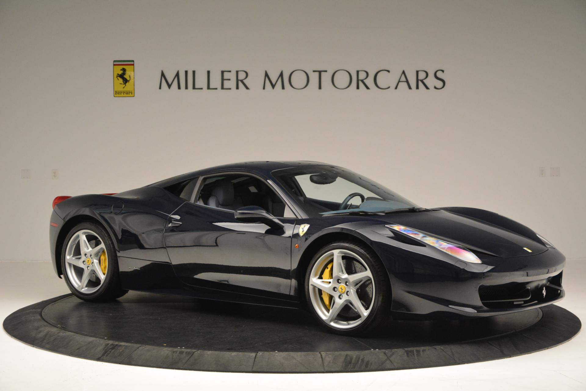 Used 2012 Ferrari 458 Italia  For Sale In Greenwich, CT. Alfa Romeo of Greenwich, 4340 550_p10