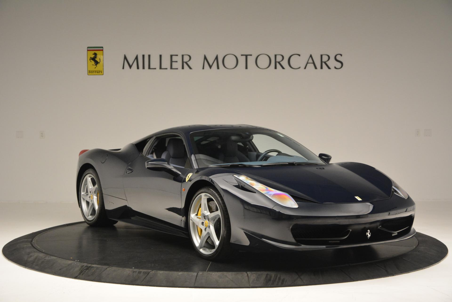 Used 2012 Ferrari 458 Italia  For Sale In Greenwich, CT. Alfa Romeo of Greenwich, 4340 550_p11