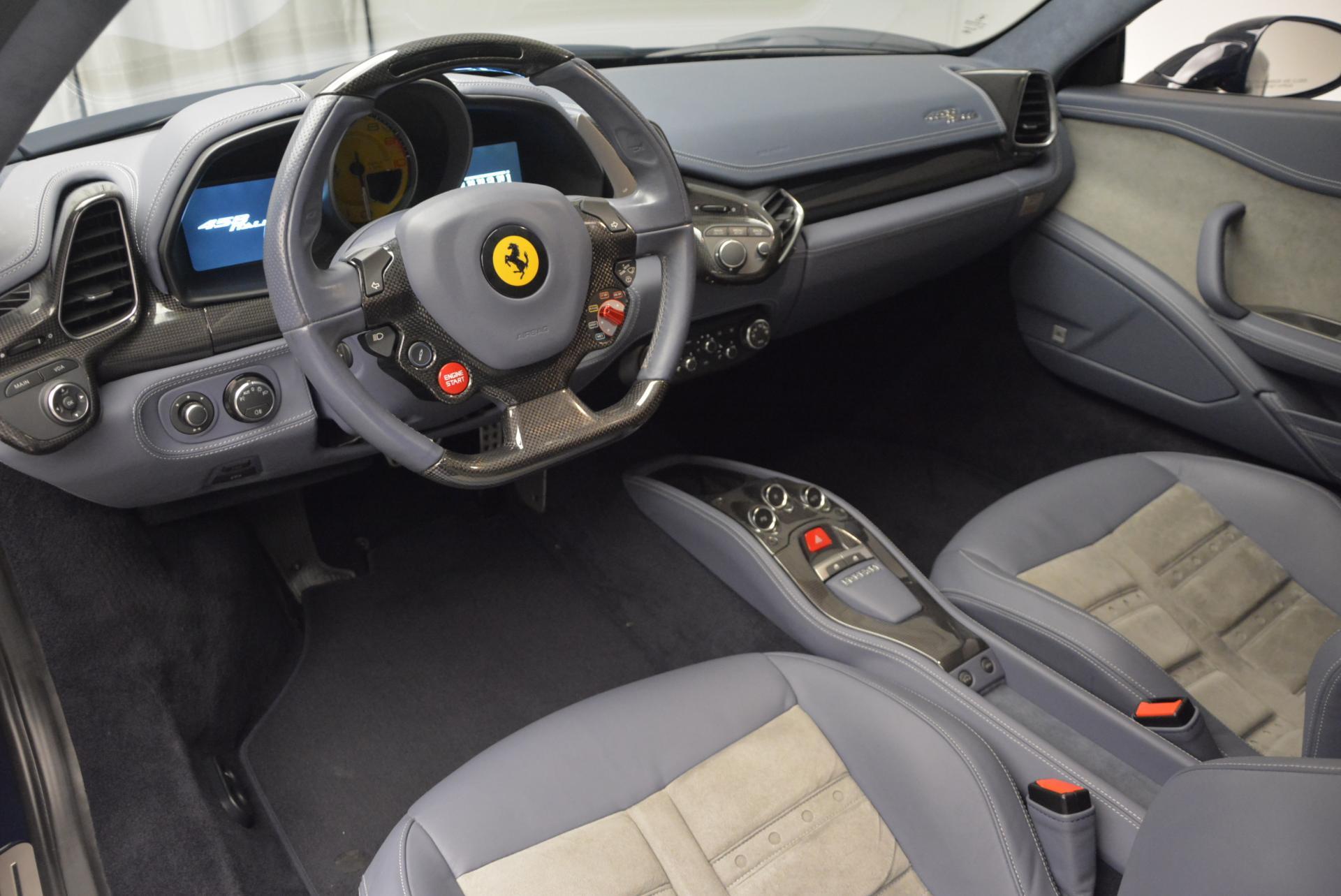 Used 2012 Ferrari 458 Italia  For Sale In Greenwich, CT. Alfa Romeo of Greenwich, 4340 550_p13