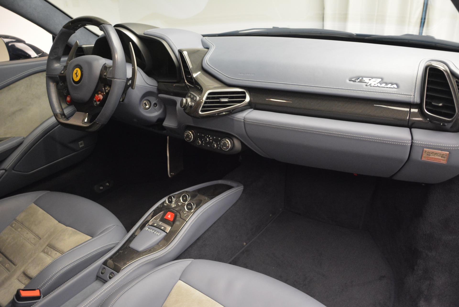 Used 2012 Ferrari 458 Italia  For Sale In Greenwich, CT. Alfa Romeo of Greenwich, 4340 550_p17