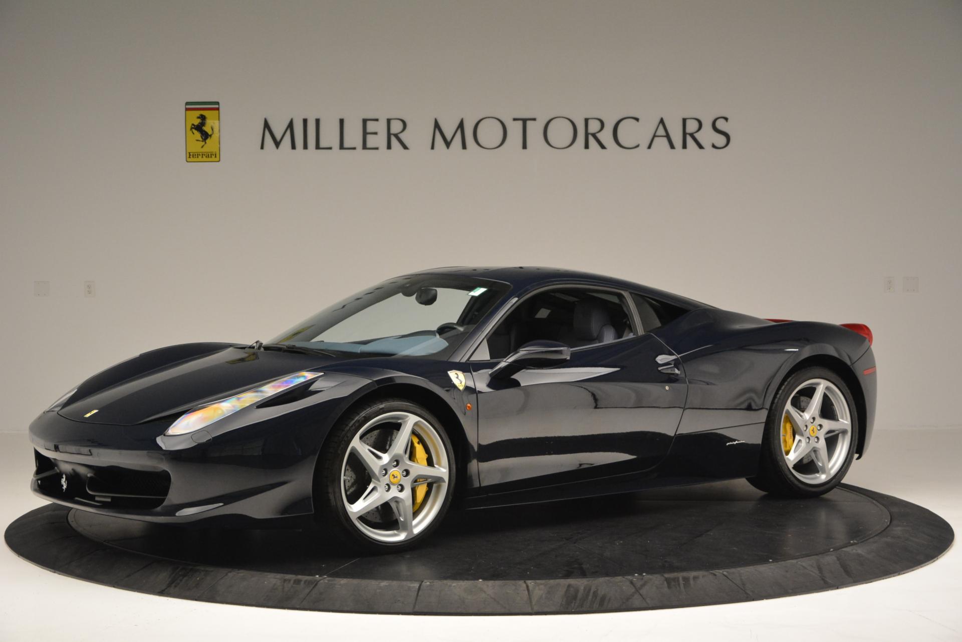 Used 2012 Ferrari 458 Italia  For Sale In Greenwich, CT. Alfa Romeo of Greenwich, 4340 550_p2