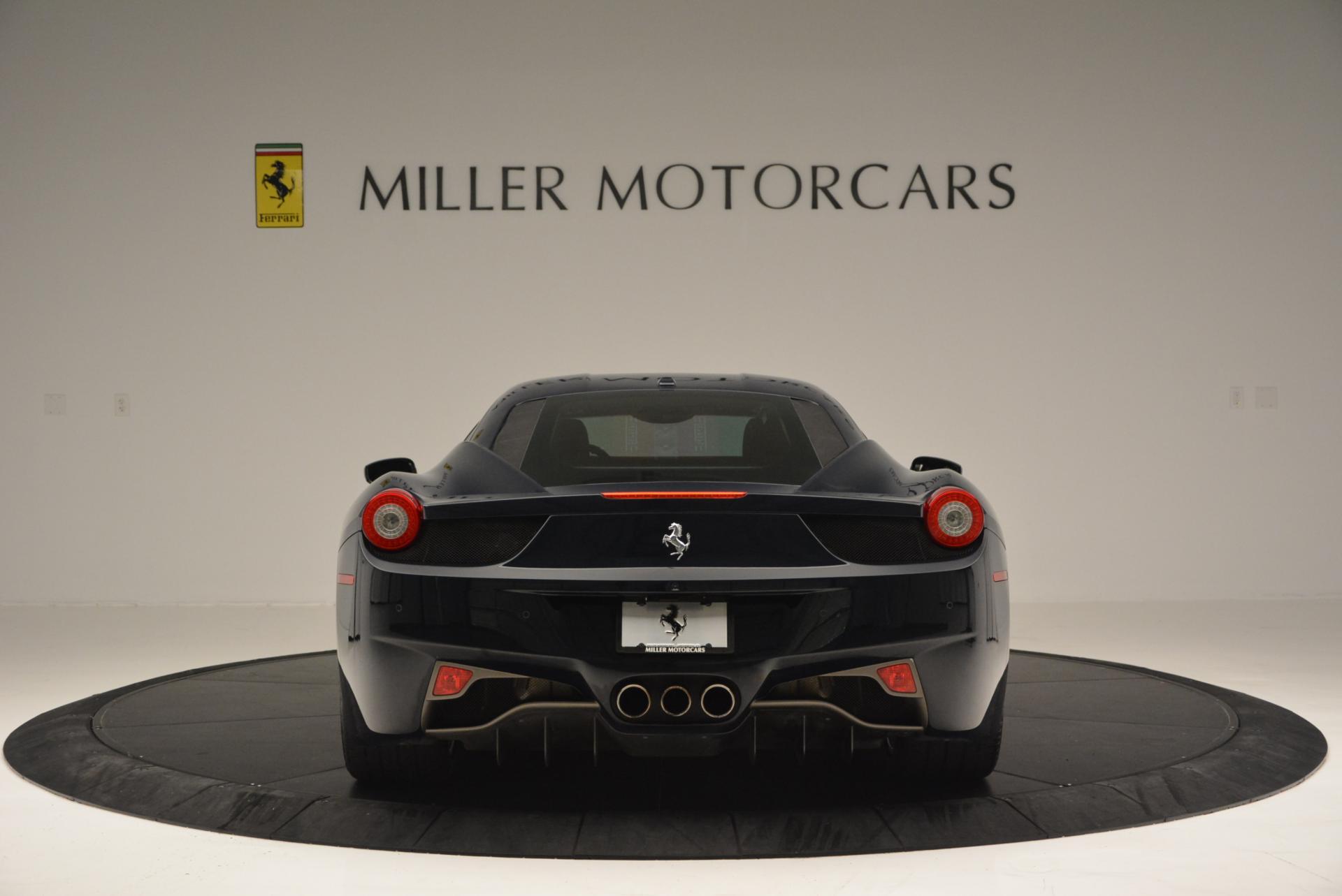 Used 2012 Ferrari 458 Italia  For Sale In Greenwich, CT. Alfa Romeo of Greenwich, 4340 550_p6