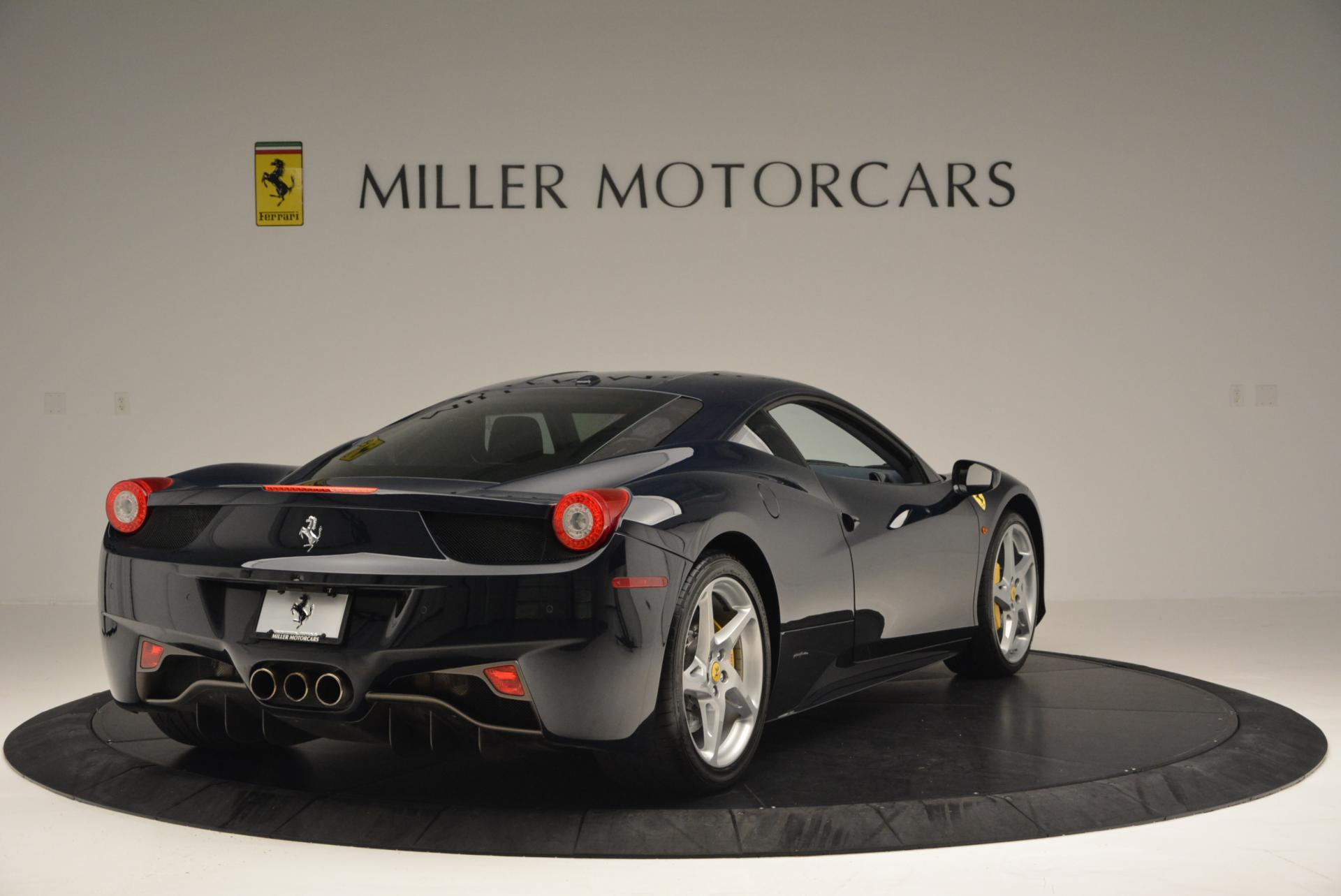 Used 2012 Ferrari 458 Italia  For Sale In Greenwich, CT. Alfa Romeo of Greenwich, 4340 550_p7