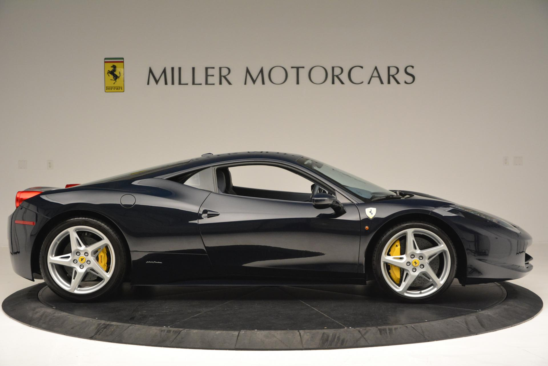Used 2012 Ferrari 458 Italia  For Sale In Greenwich, CT. Alfa Romeo of Greenwich, 4340 550_p9