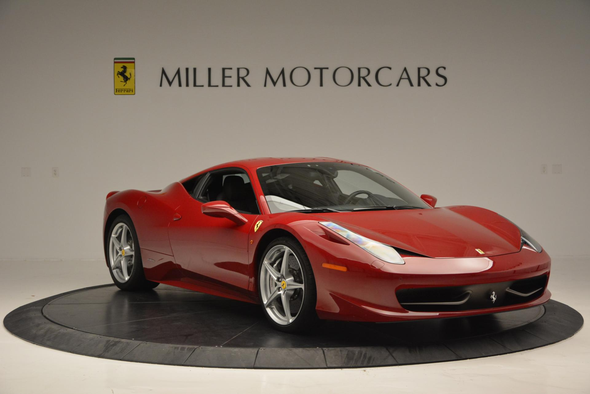 Used 2011 Ferrari 458 Italia  For Sale In Greenwich, CT. Alfa Romeo of Greenwich, 4426 551_p11