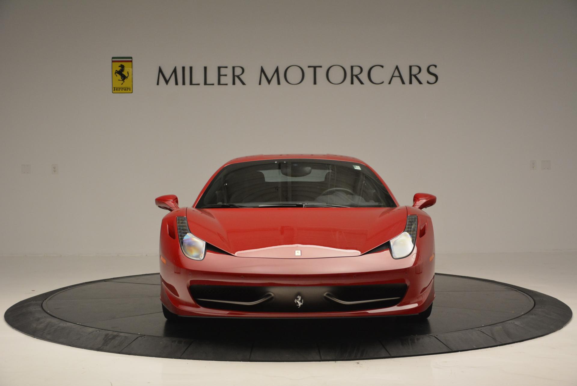Used 2011 Ferrari 458 Italia  For Sale In Greenwich, CT. Alfa Romeo of Greenwich, 4426 551_p12