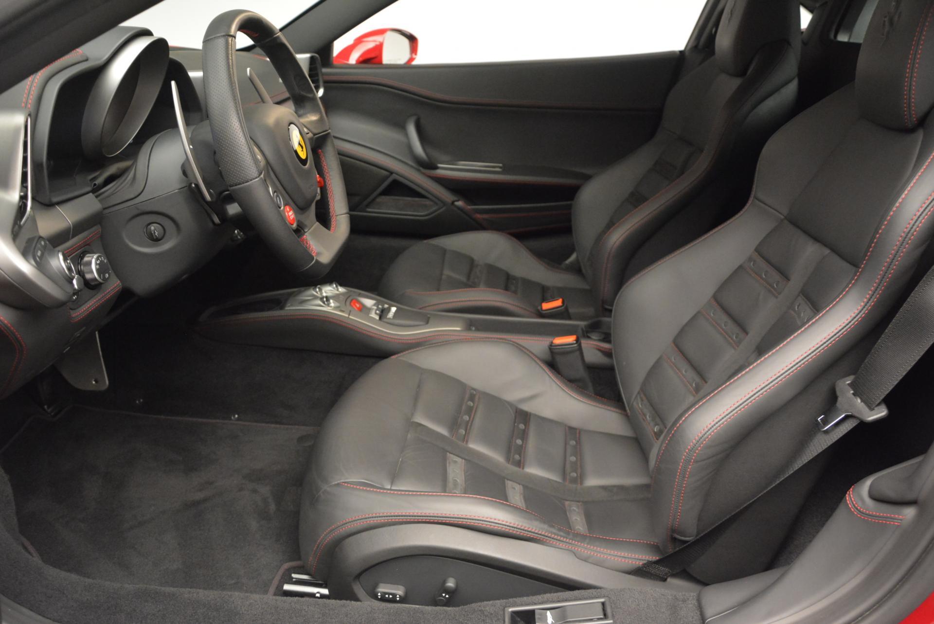 Used 2011 Ferrari 458 Italia  For Sale In Greenwich, CT. Alfa Romeo of Greenwich, 4426 551_p14
