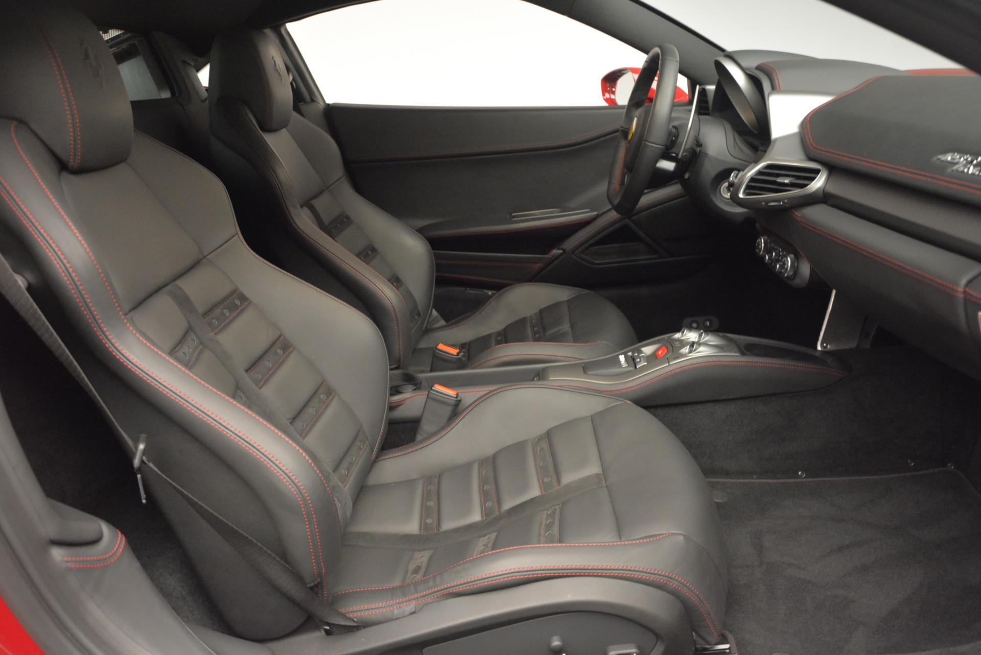 Used 2011 Ferrari 458 Italia  For Sale In Greenwich, CT. Alfa Romeo of Greenwich, 4426 551_p18
