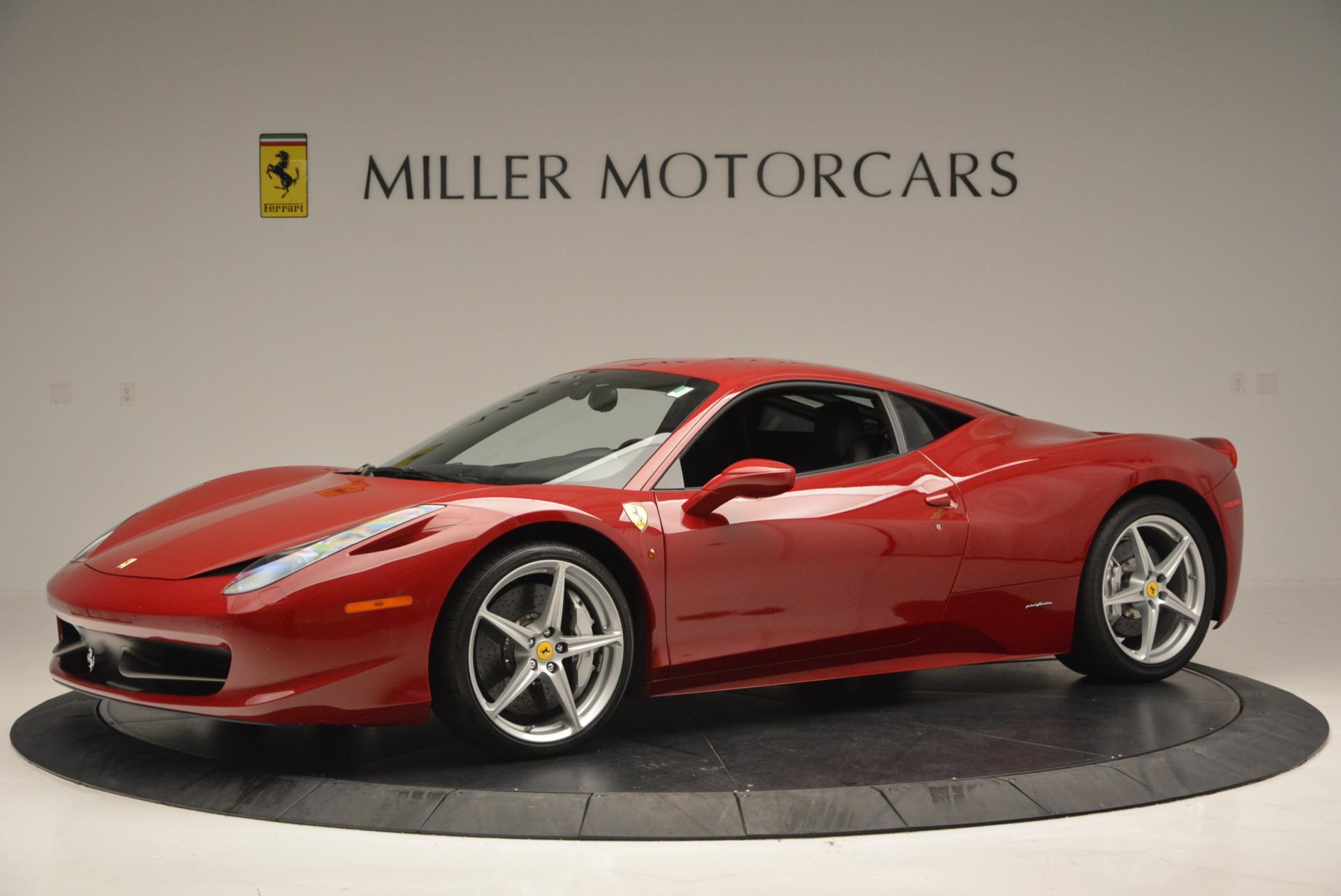 Used 2011 Ferrari 458 Italia  For Sale In Greenwich, CT. Alfa Romeo of Greenwich, 4426 551_p2