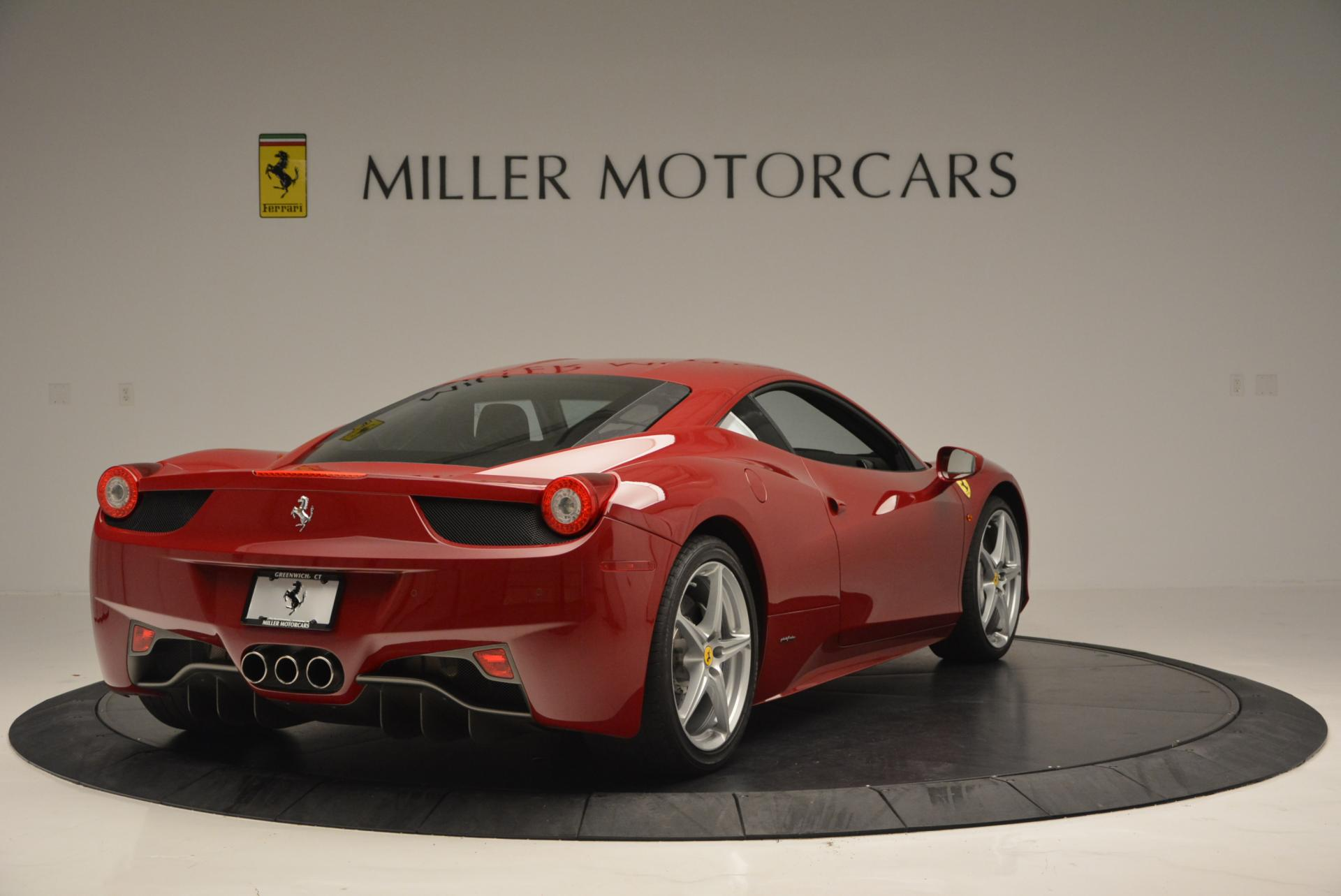 Used 2011 Ferrari 458 Italia  For Sale In Greenwich, CT. Alfa Romeo of Greenwich, 4426 551_p7