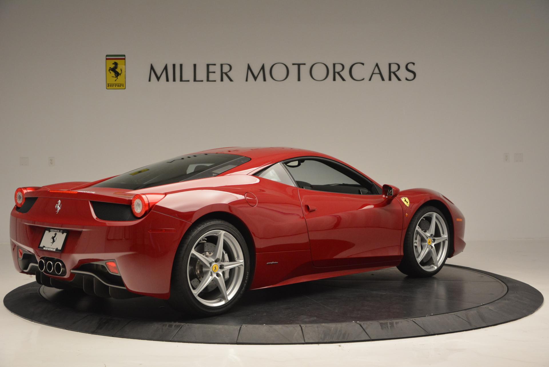 Used 2011 Ferrari 458 Italia  For Sale In Greenwich, CT. Alfa Romeo of Greenwich, 4426 551_p8