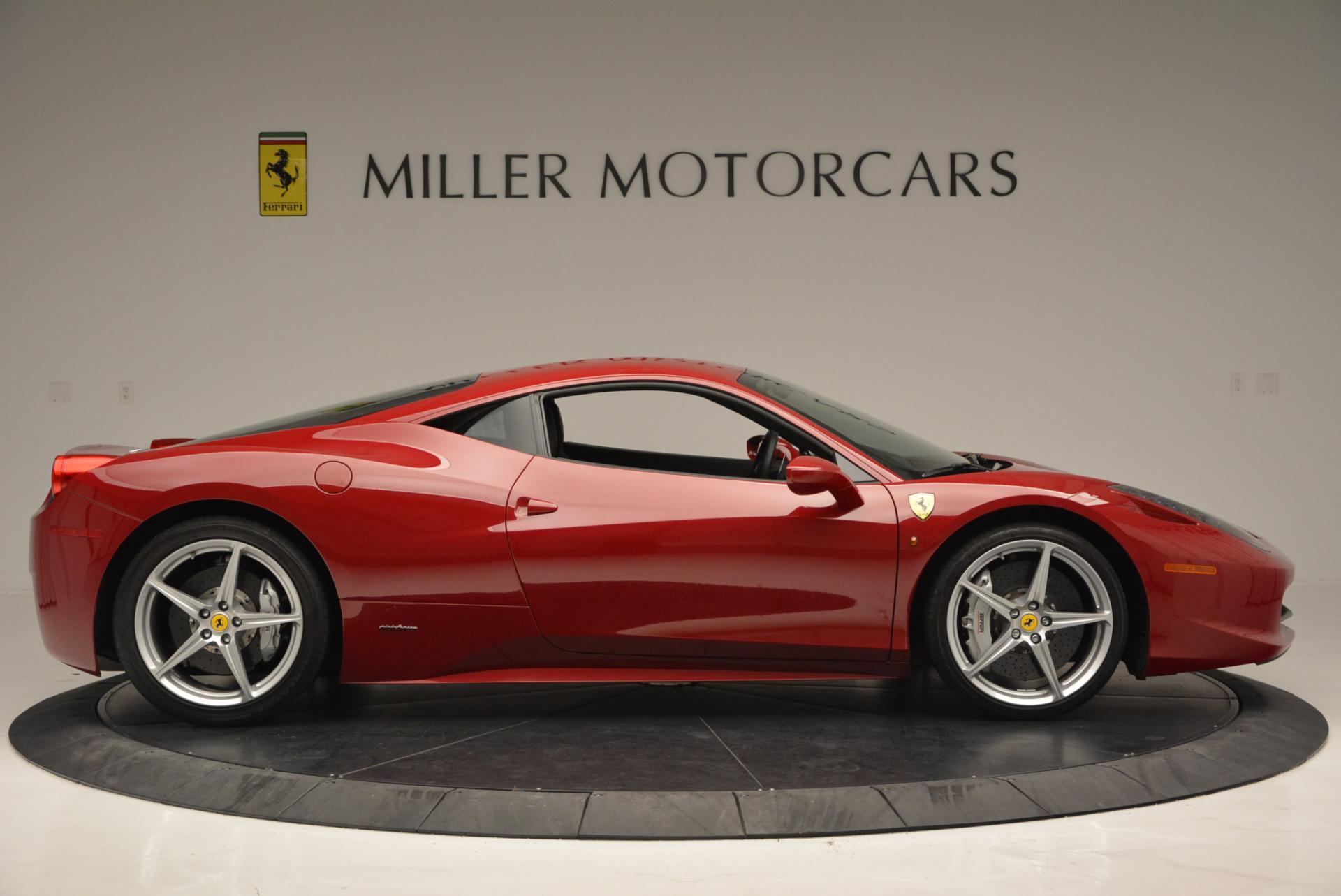Used 2011 Ferrari 458 Italia  For Sale In Greenwich, CT. Alfa Romeo of Greenwich, 4426 551_p9