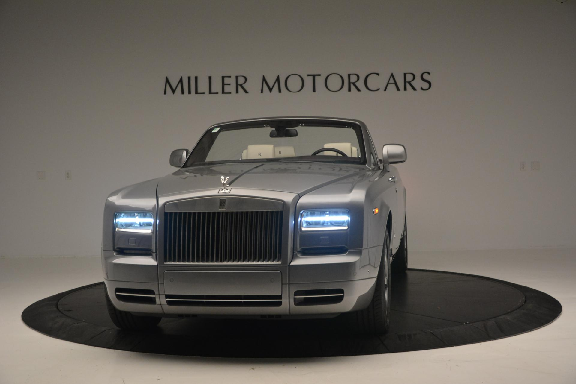Used 2015 Rolls-Royce Phantom Drophead Coupe  For Sale In Greenwich, CT. Alfa Romeo of Greenwich, R377A 554_main