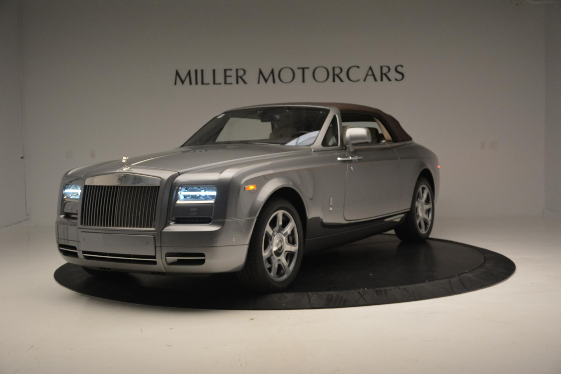 Used 2015 Rolls-Royce Phantom Drophead Coupe  For Sale In Greenwich, CT. Alfa Romeo of Greenwich, R377A 554_p14