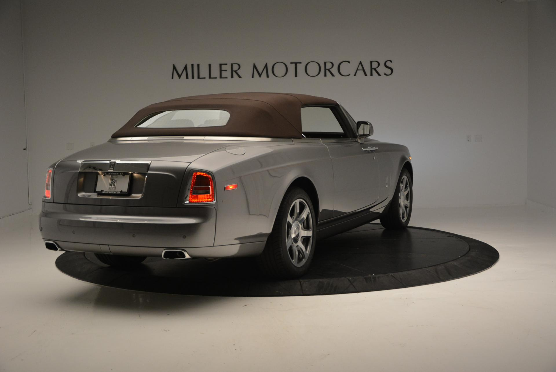 Used 2015 Rolls-Royce Phantom Drophead Coupe  For Sale In Greenwich, CT. Alfa Romeo of Greenwich, R377A 554_p20