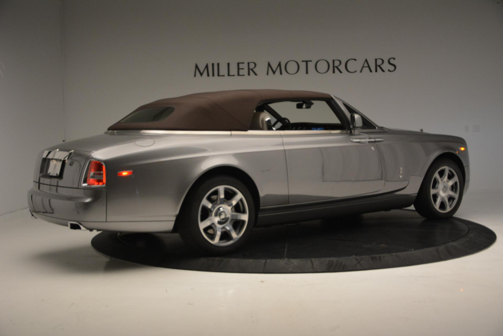 Used 2015 Rolls-Royce Phantom Drophead Coupe  For Sale In Greenwich, CT. Alfa Romeo of Greenwich, R377A 554_p21
