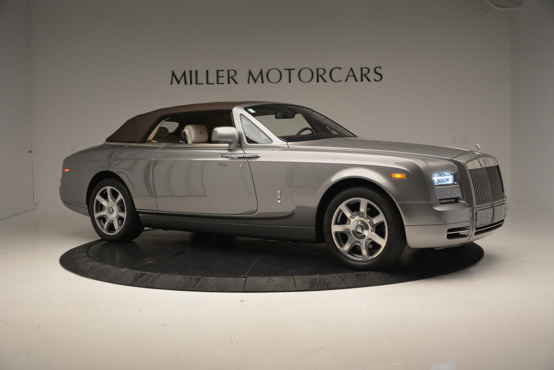 Used 2015 Rolls-Royce Phantom Drophead Coupe  For Sale In Greenwich, CT. Alfa Romeo of Greenwich, R377A 554_p23