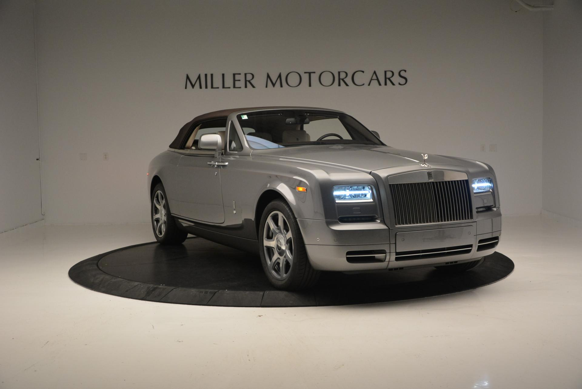 Used 2015 Rolls-Royce Phantom Drophead Coupe  For Sale In Greenwich, CT. Alfa Romeo of Greenwich, R377A 554_p24