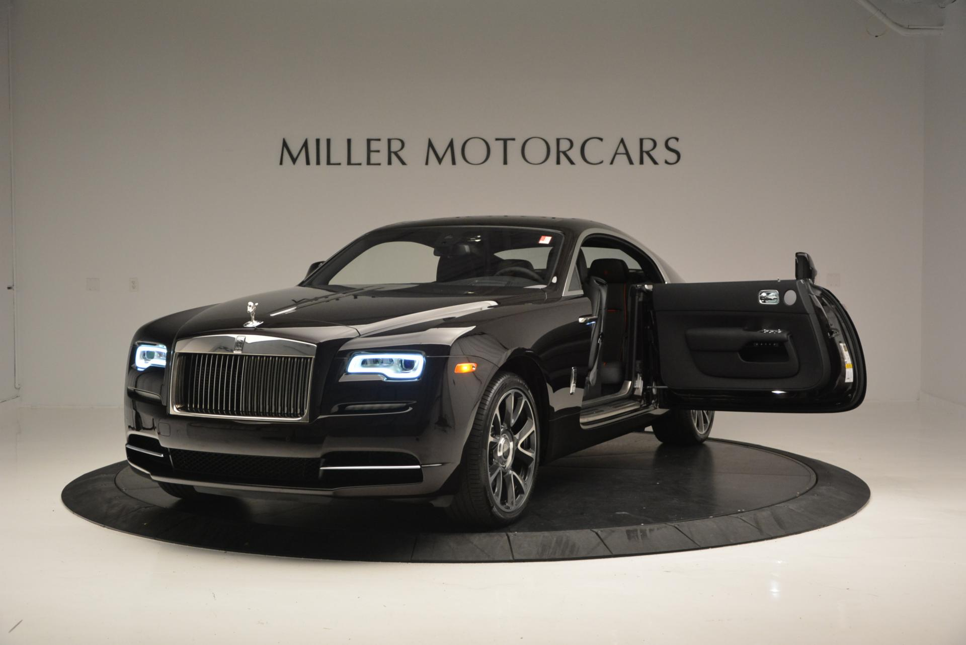Used 2017 Rolls-Royce Wraith  For Sale In Greenwich, CT. Alfa Romeo of Greenwich, R378 556_p12