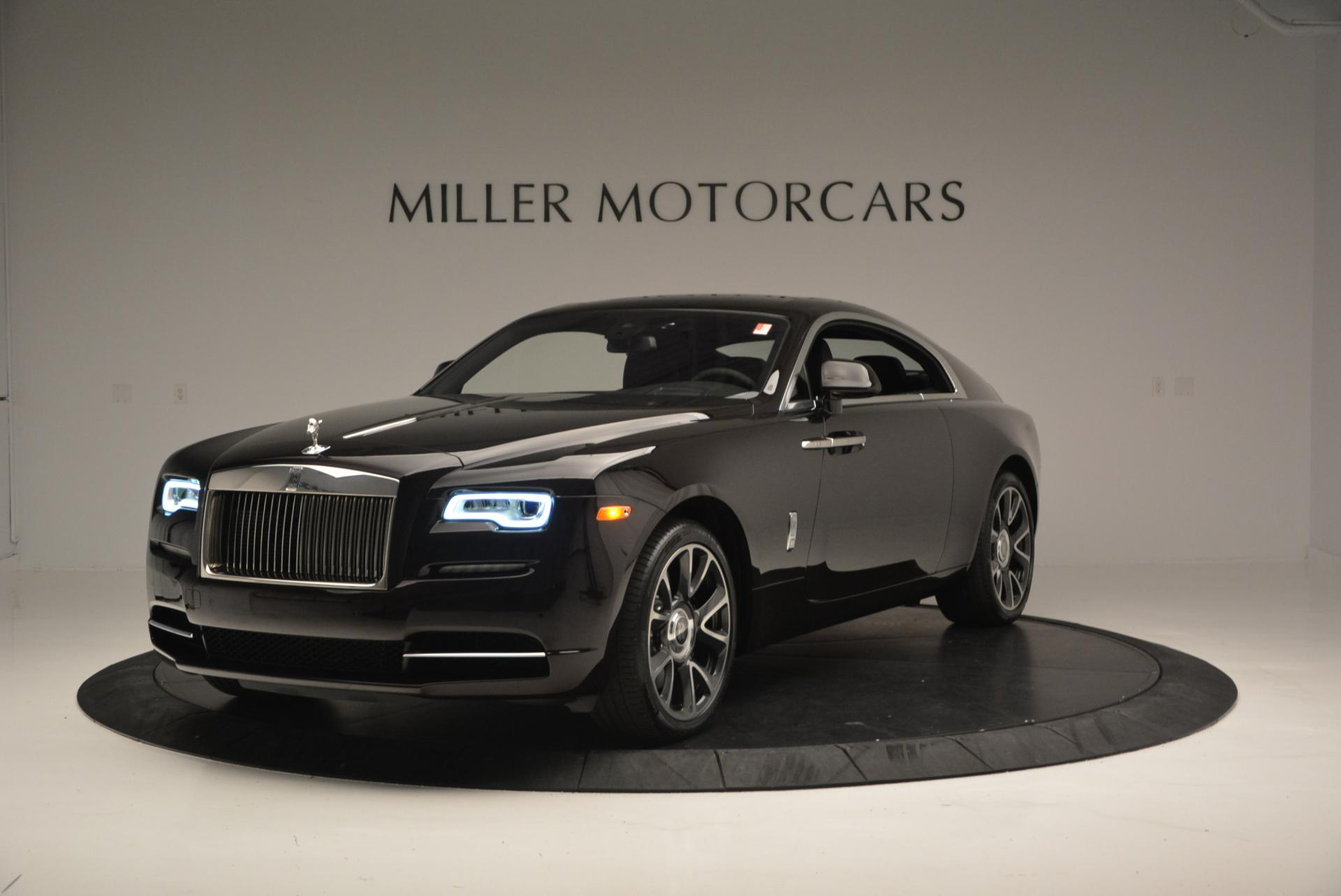 Used 2017 Rolls-Royce Wraith  For Sale In Greenwich, CT. Alfa Romeo of Greenwich, R378 556_p2