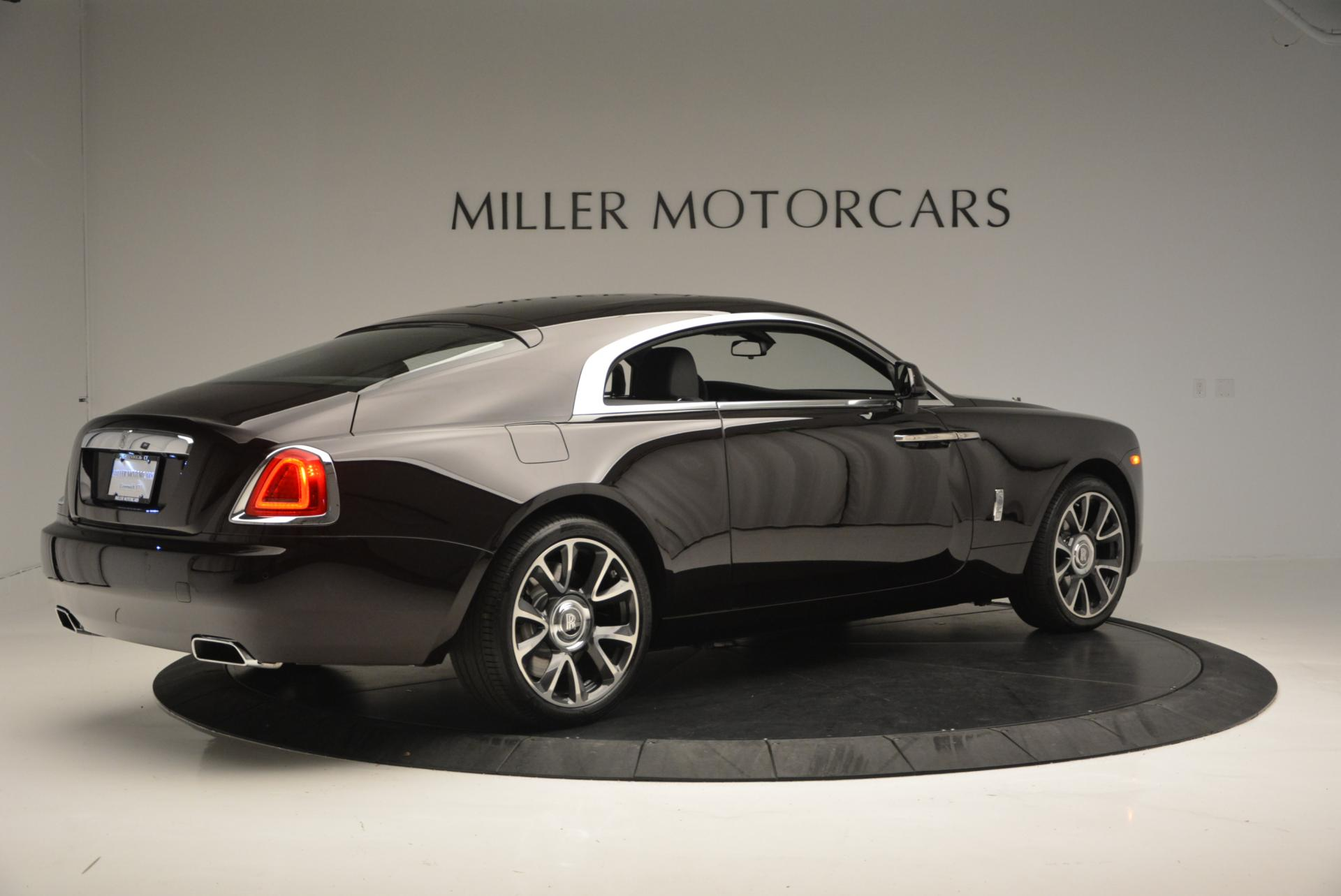 Used 2017 Rolls-Royce Wraith  For Sale In Greenwich, CT. Alfa Romeo of Greenwich, R378 556_p7