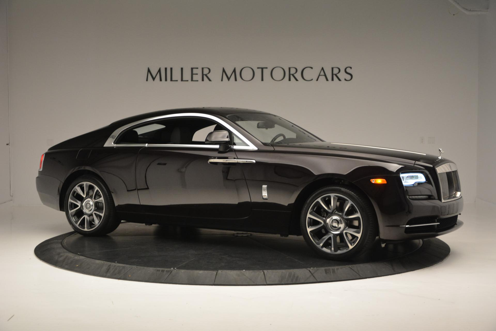 Used 2017 Rolls-Royce Wraith  For Sale In Greenwich, CT. Alfa Romeo of Greenwich, R378 556_p9