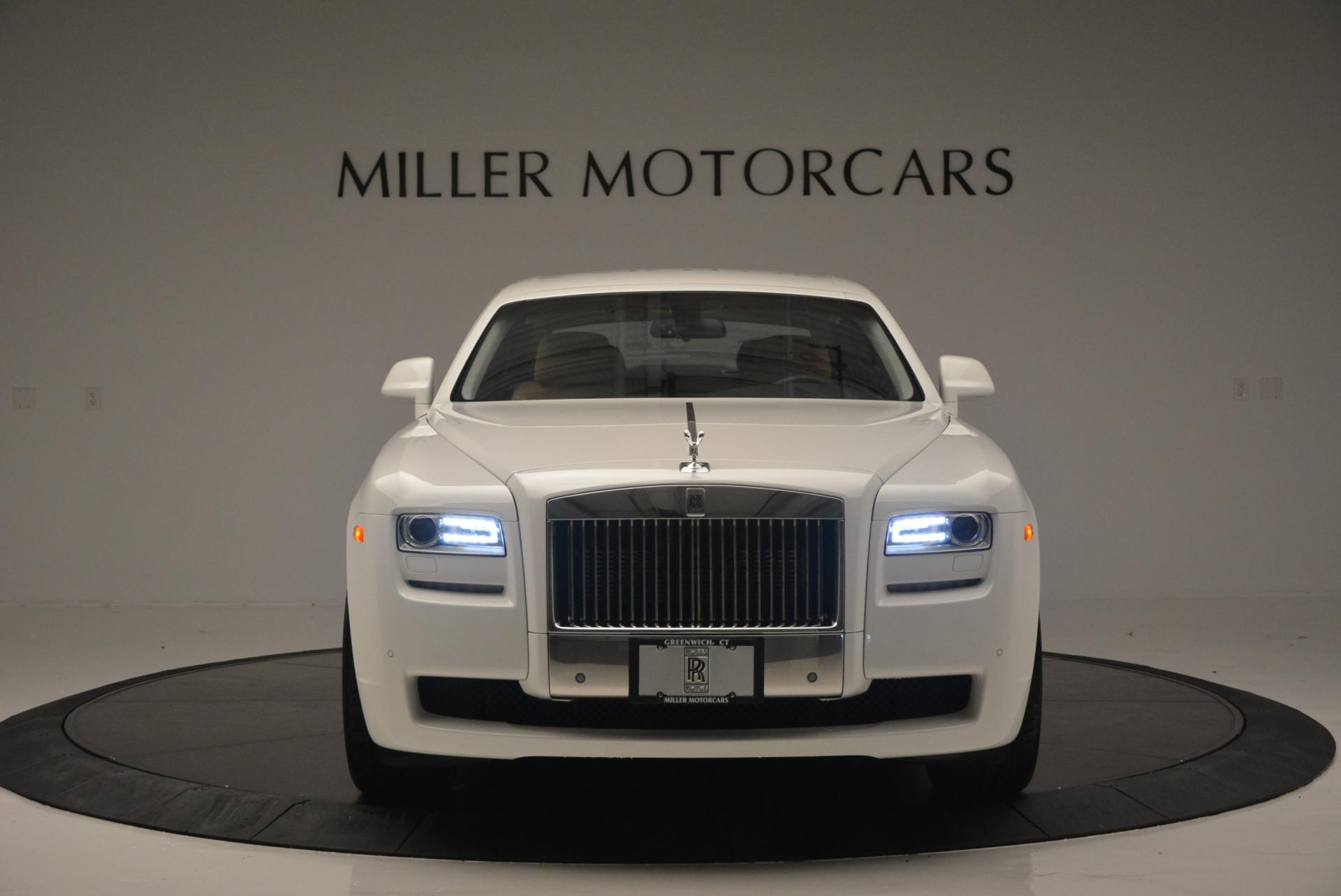 Used 2013 Rolls-Royce Ghost  For Sale In Greenwich, CT. Alfa Romeo of Greenwich, 7052 558_p12
