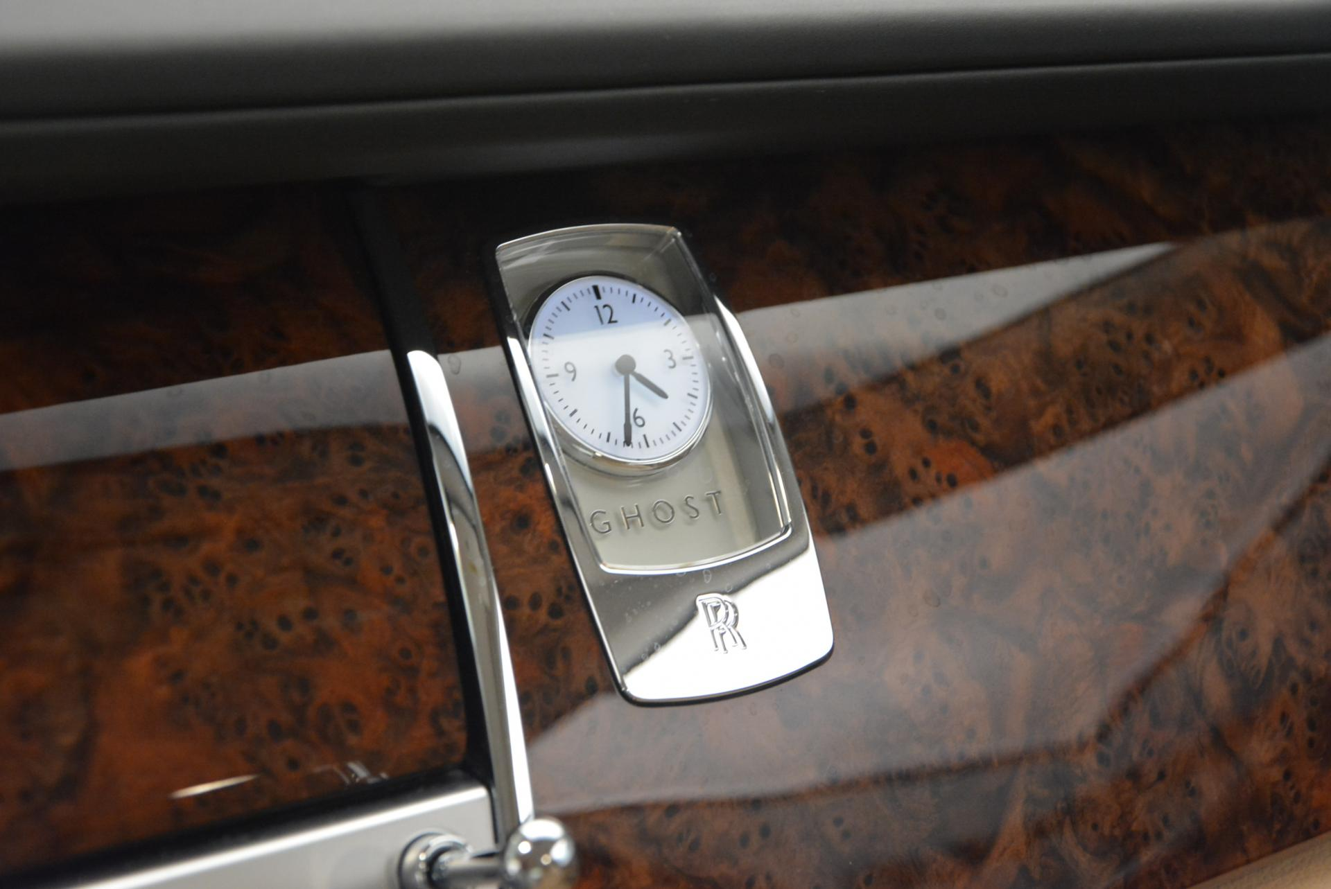 Used 2013 Rolls-Royce Ghost  For Sale In Greenwich, CT. Alfa Romeo of Greenwich, 7052 558_p20